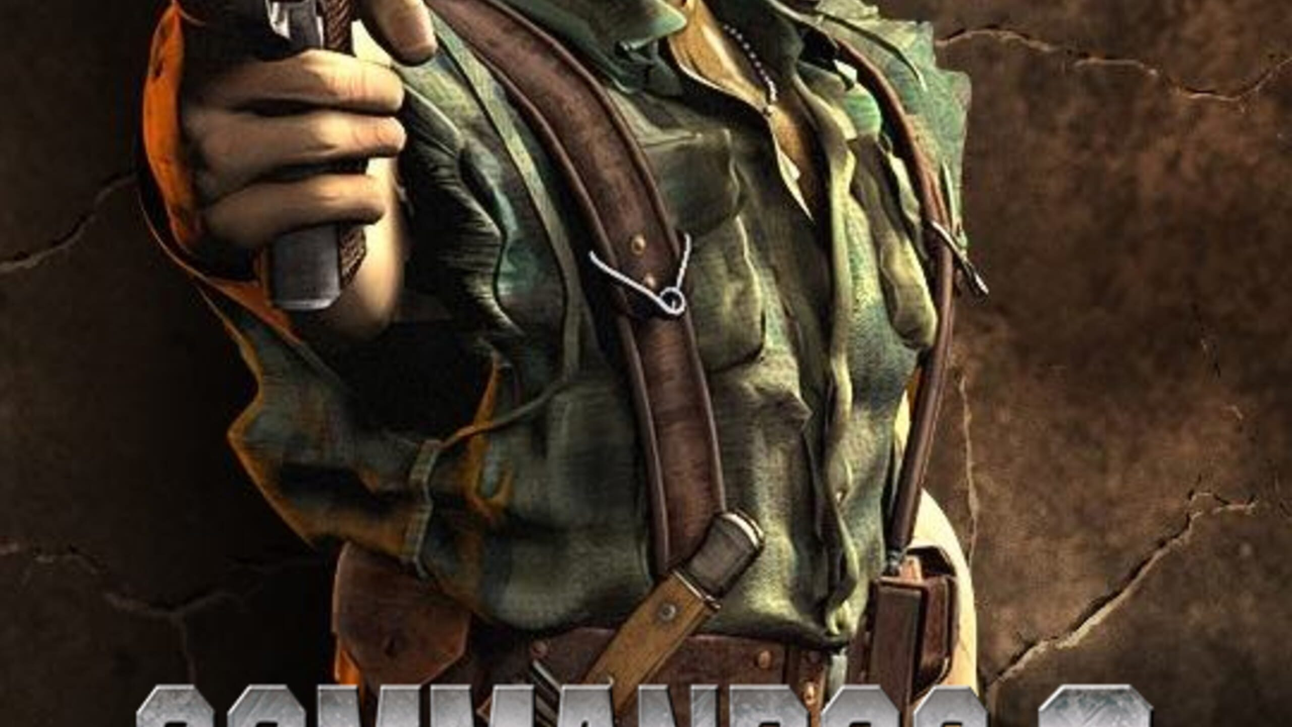 game cover art for Commandos 2 HD Remaster