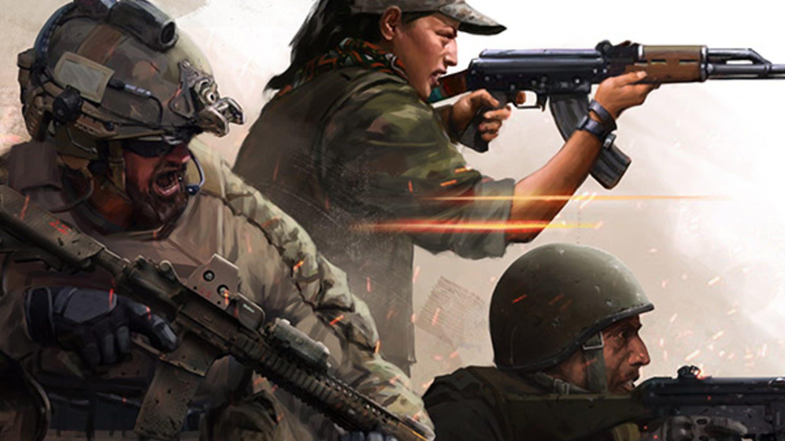 game cover art for Insurgency: Sandstorm