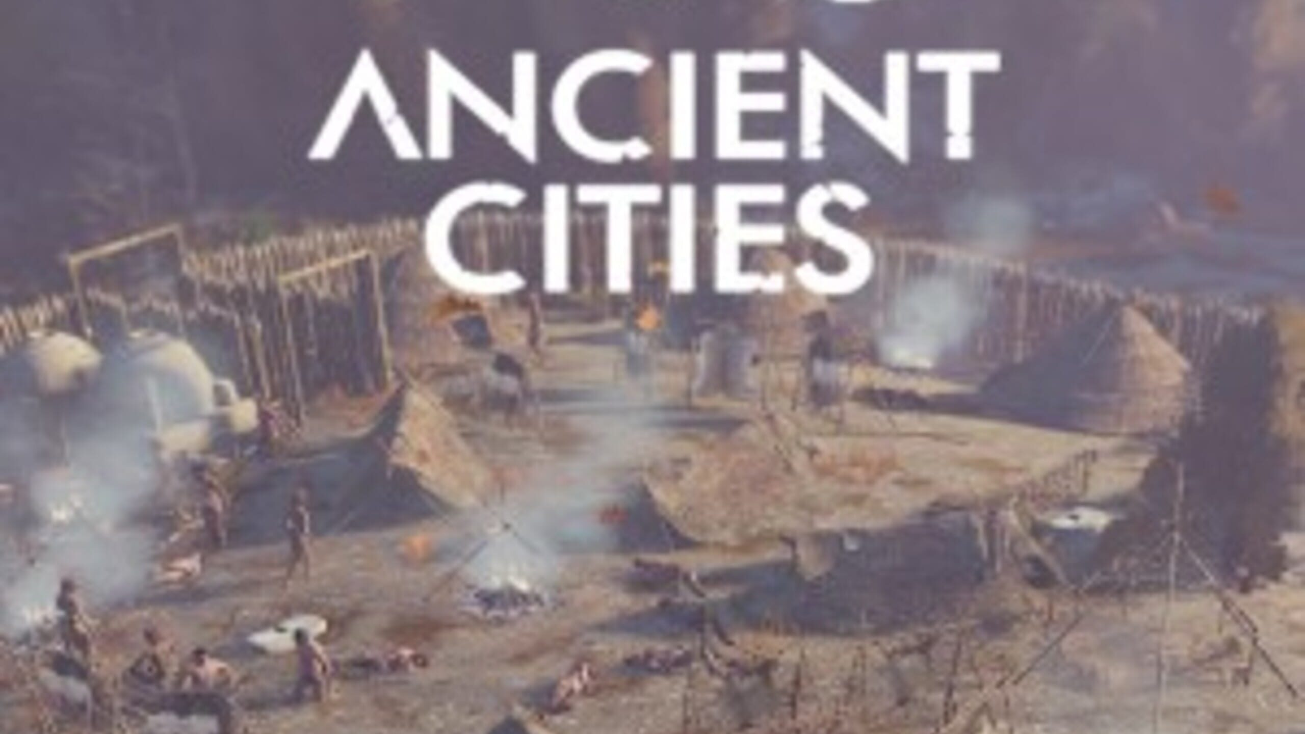 game cover art for Ancient Cities