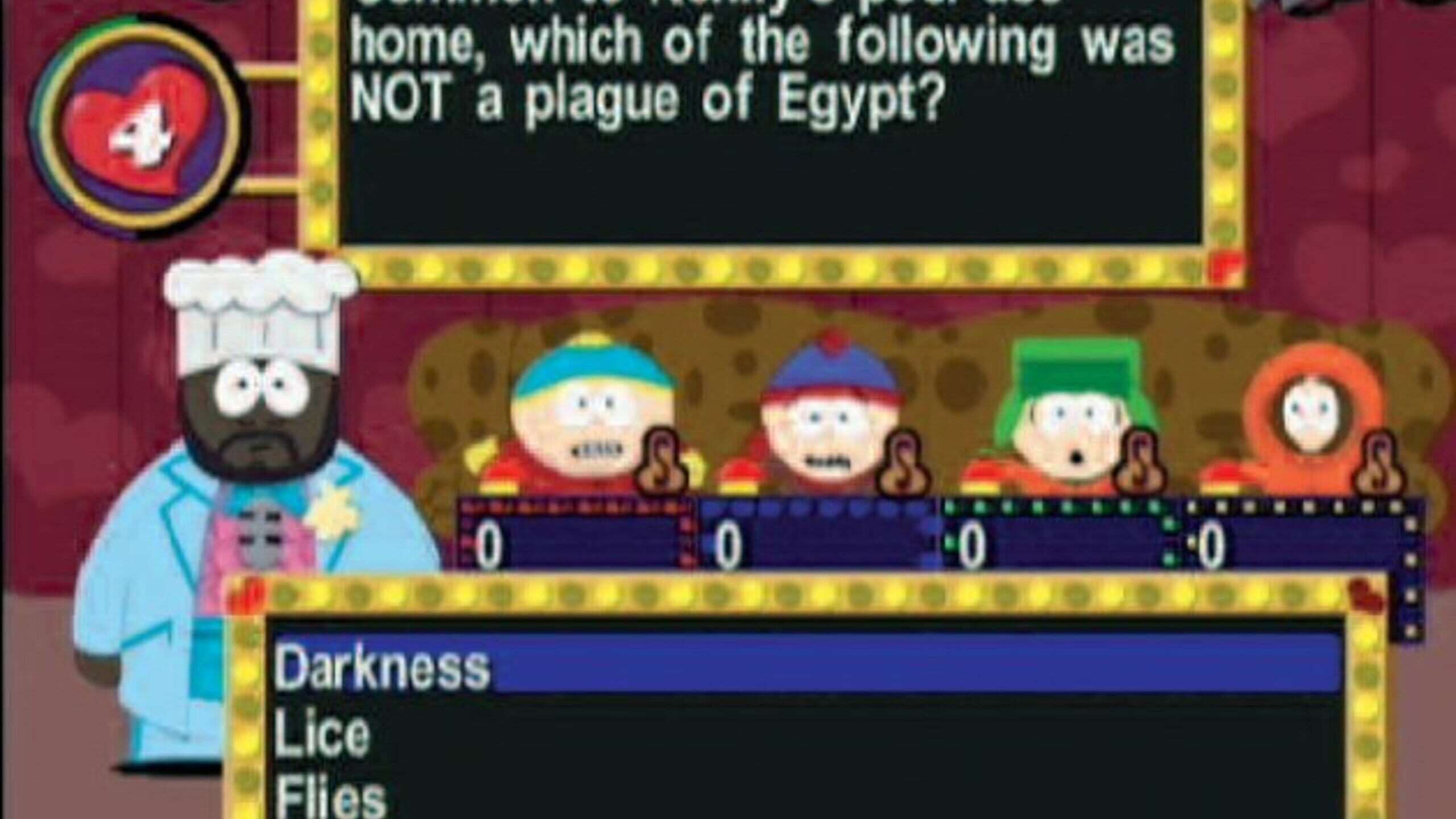 South Park - Chef's Luv Shack - screenshots-0