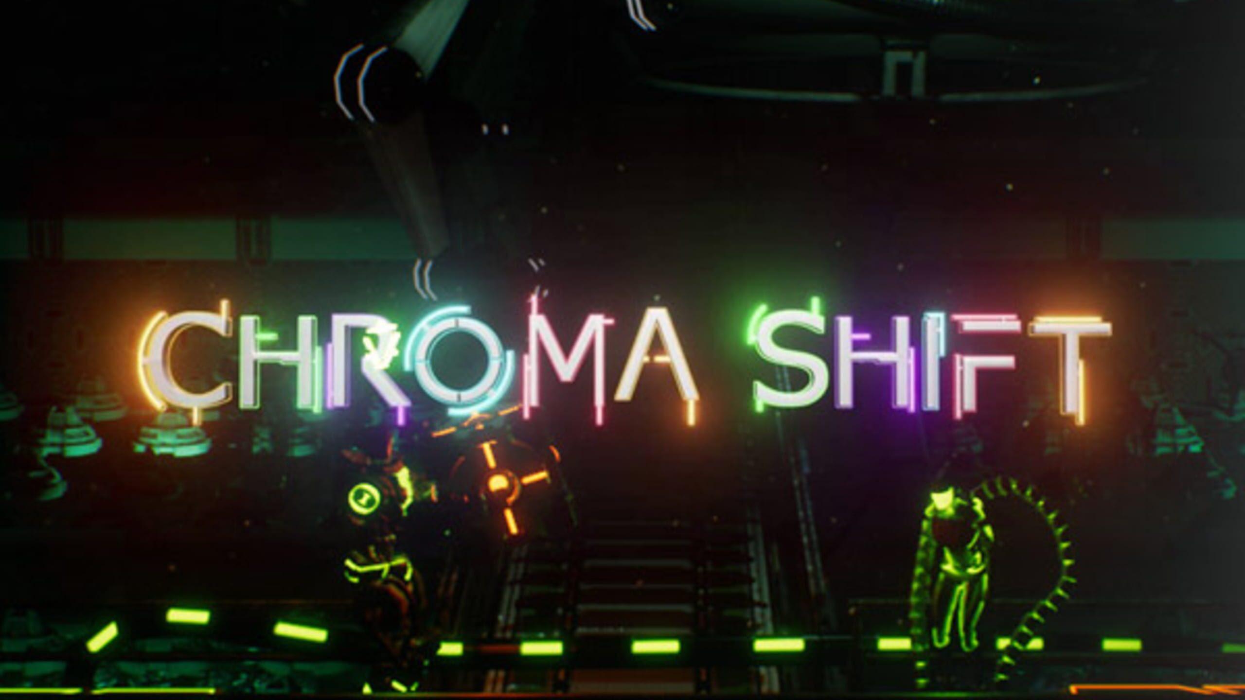 game cover art for Chroma Shift
