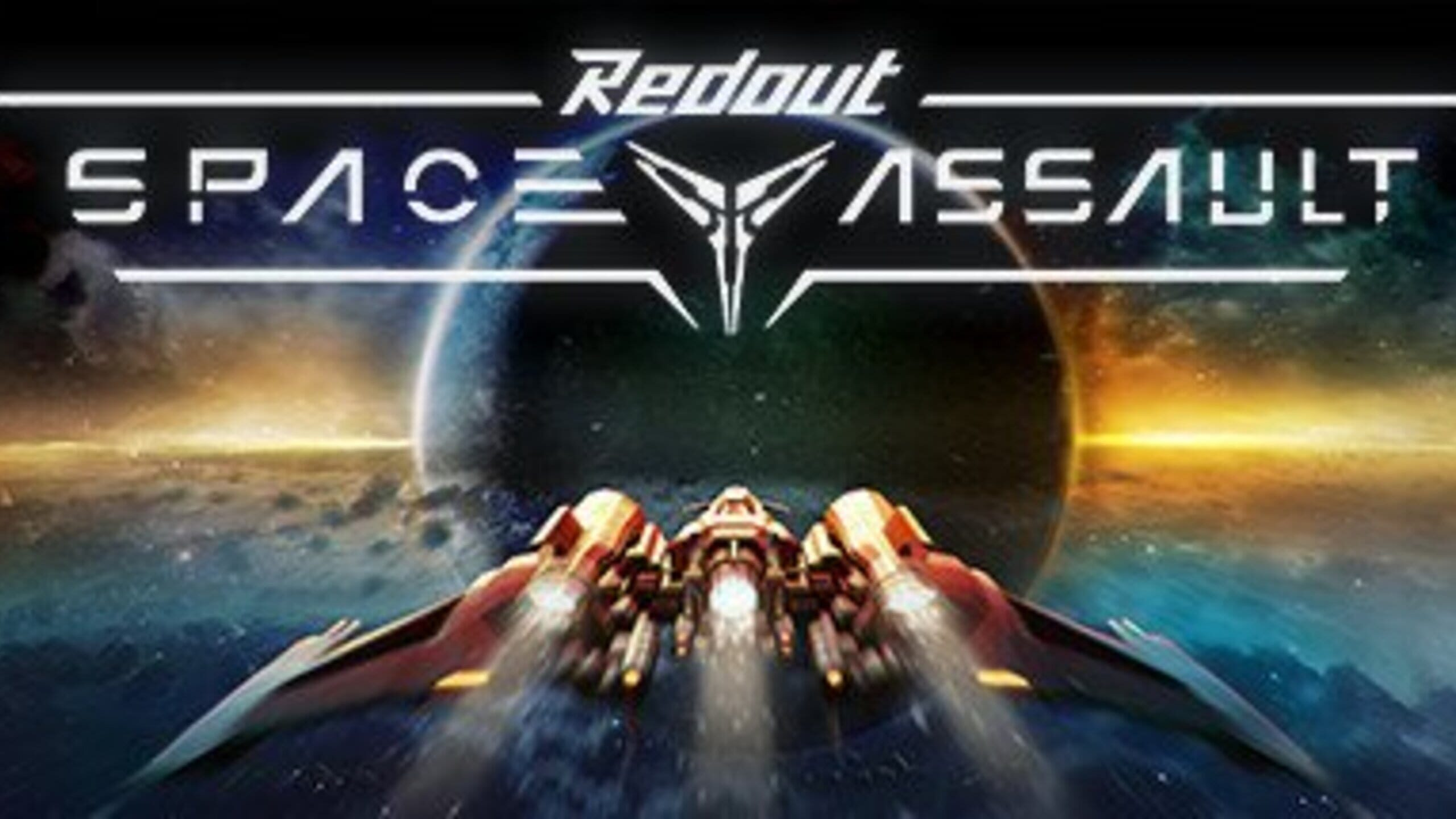 game cover art for Redout: Space Assault