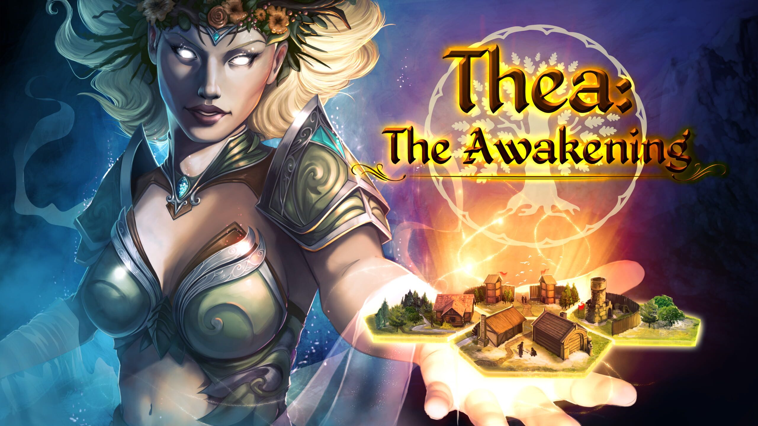 game cover art for Thea: The Awakening