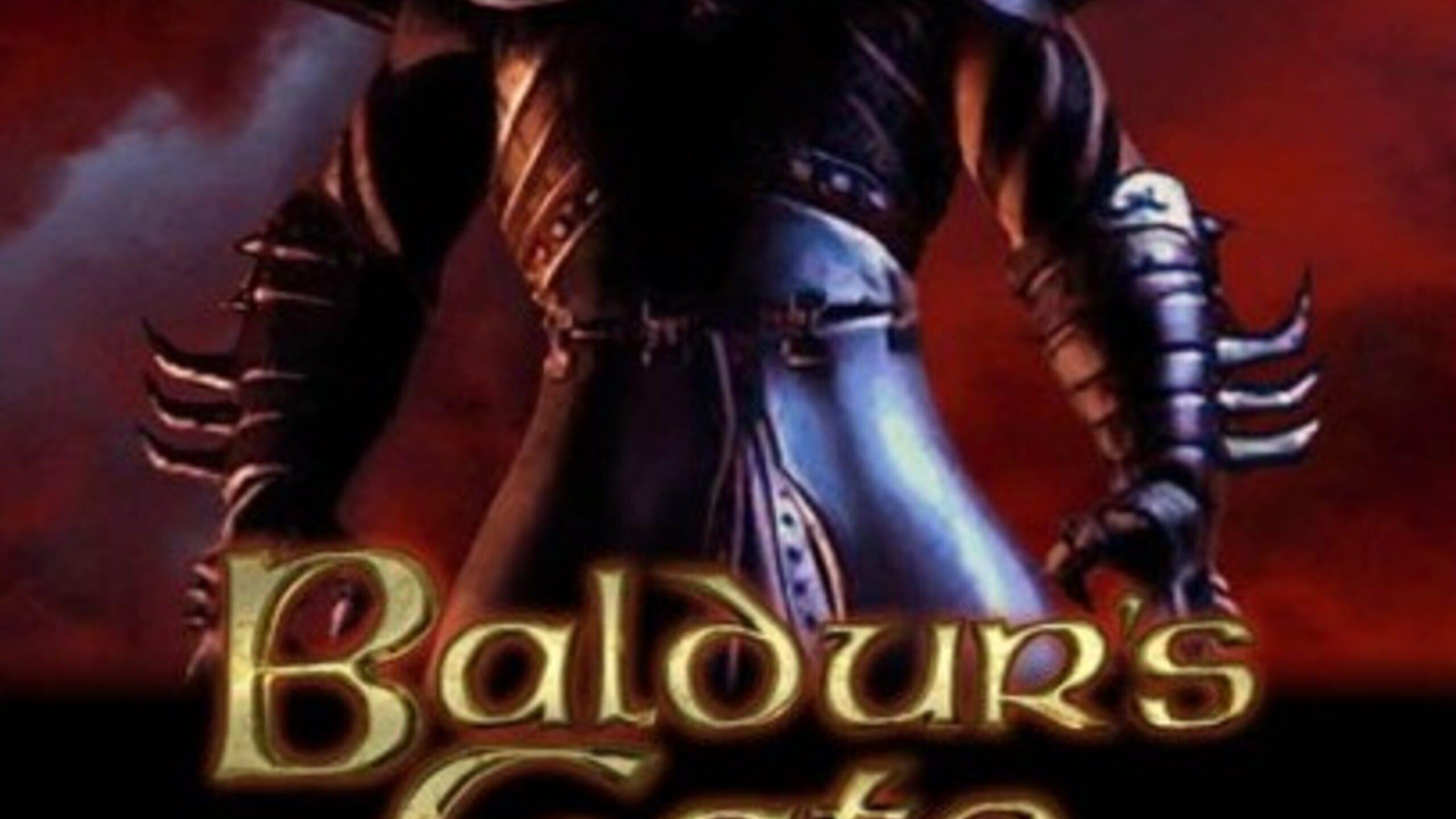 game cover art for Baldur's Gate: Enhanced Edition
