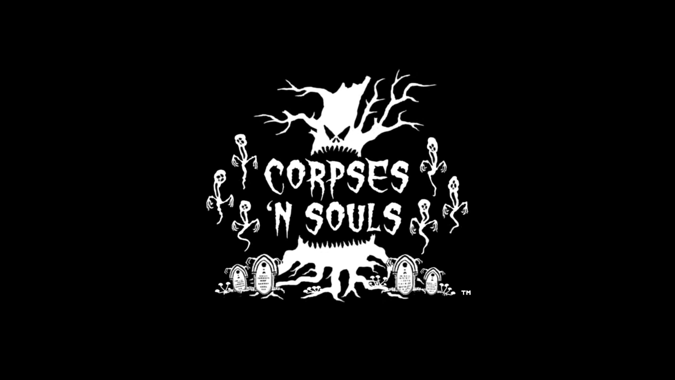 game cover art for Corpses 'N Souls