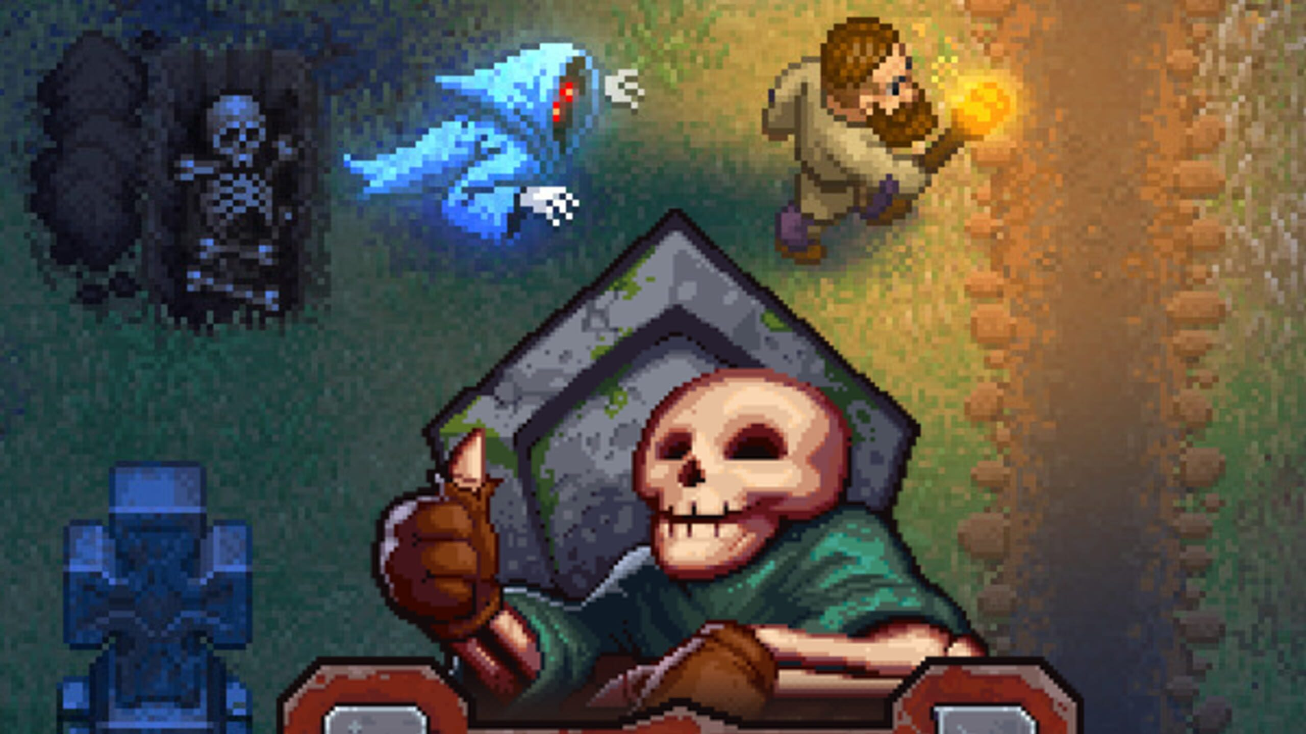 game cover art for Graveyard Keeper