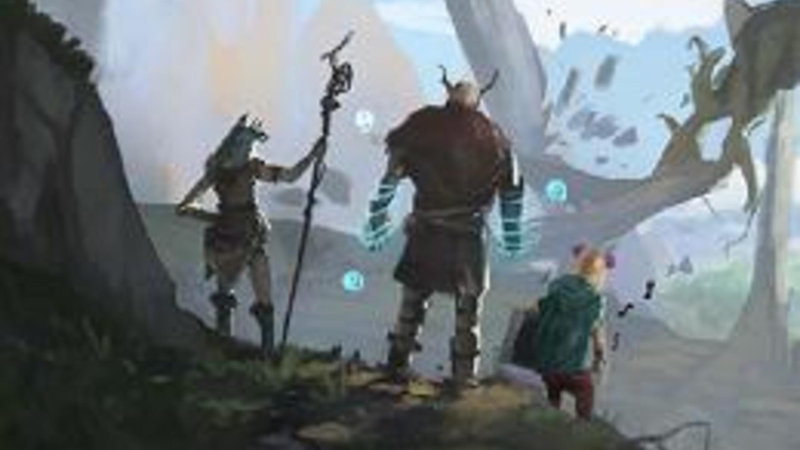 game cover art for Warlocks 2: God Slayers