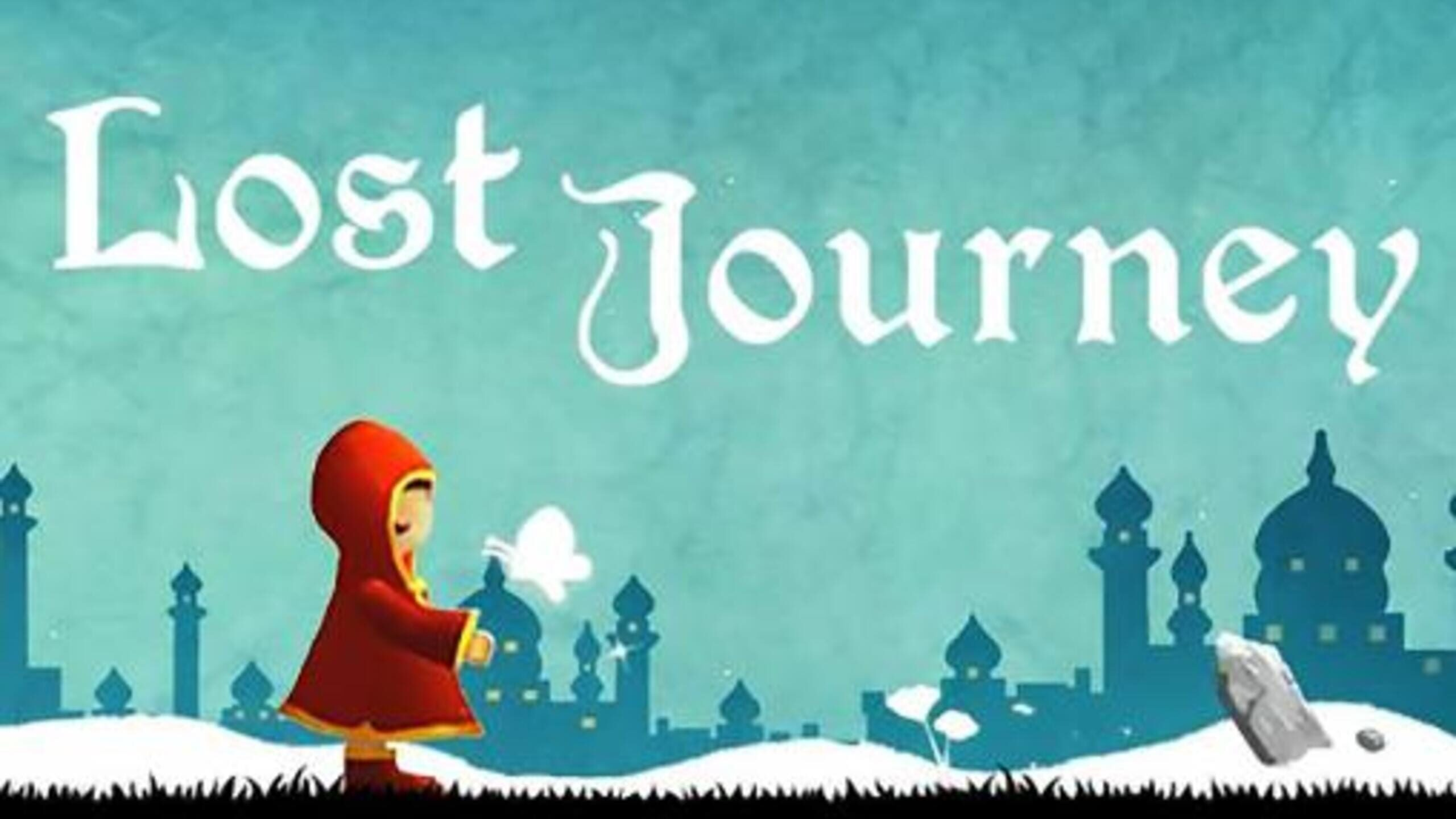 game cover art for Lost Journey