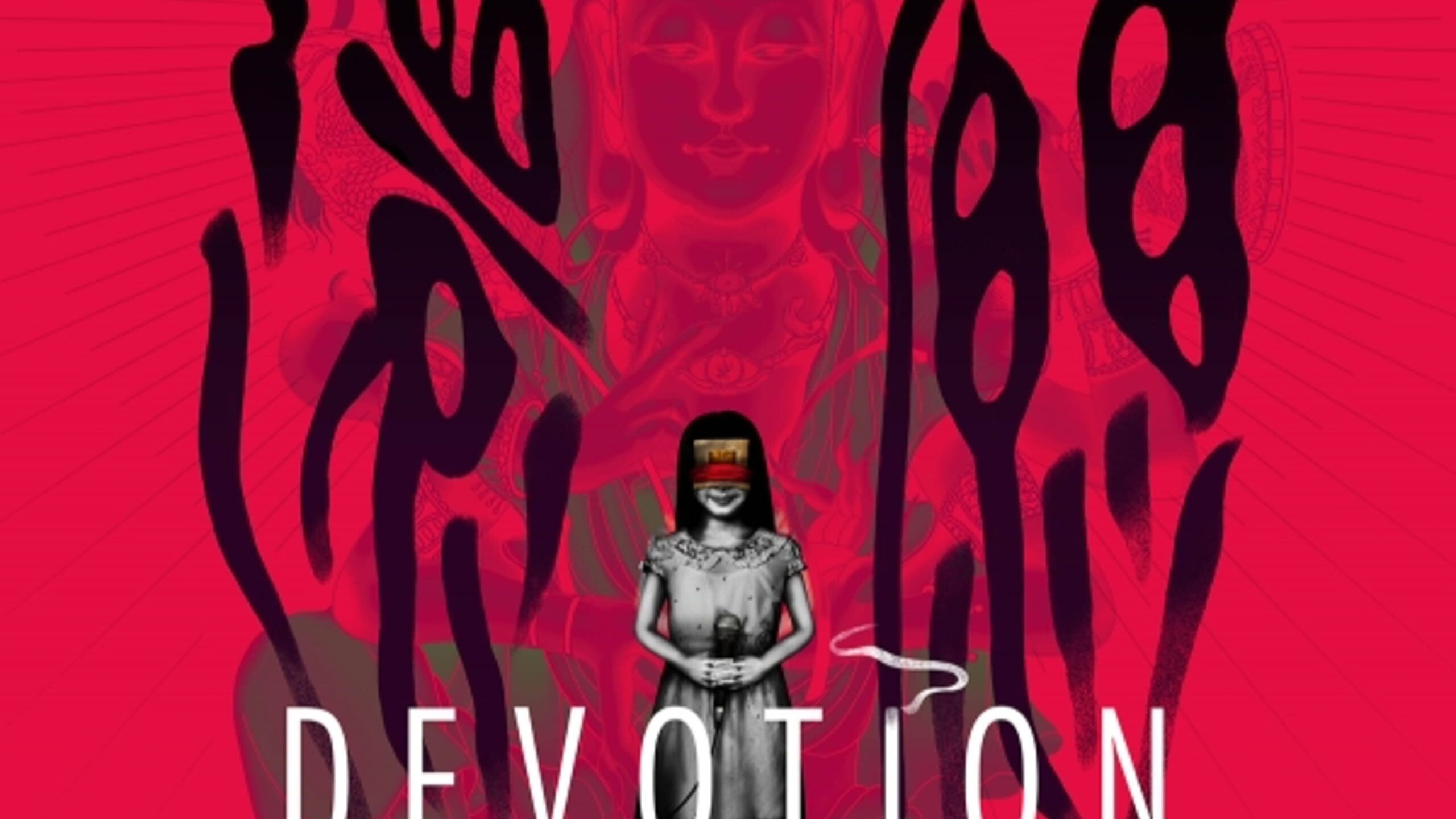 game cover art for Devotion