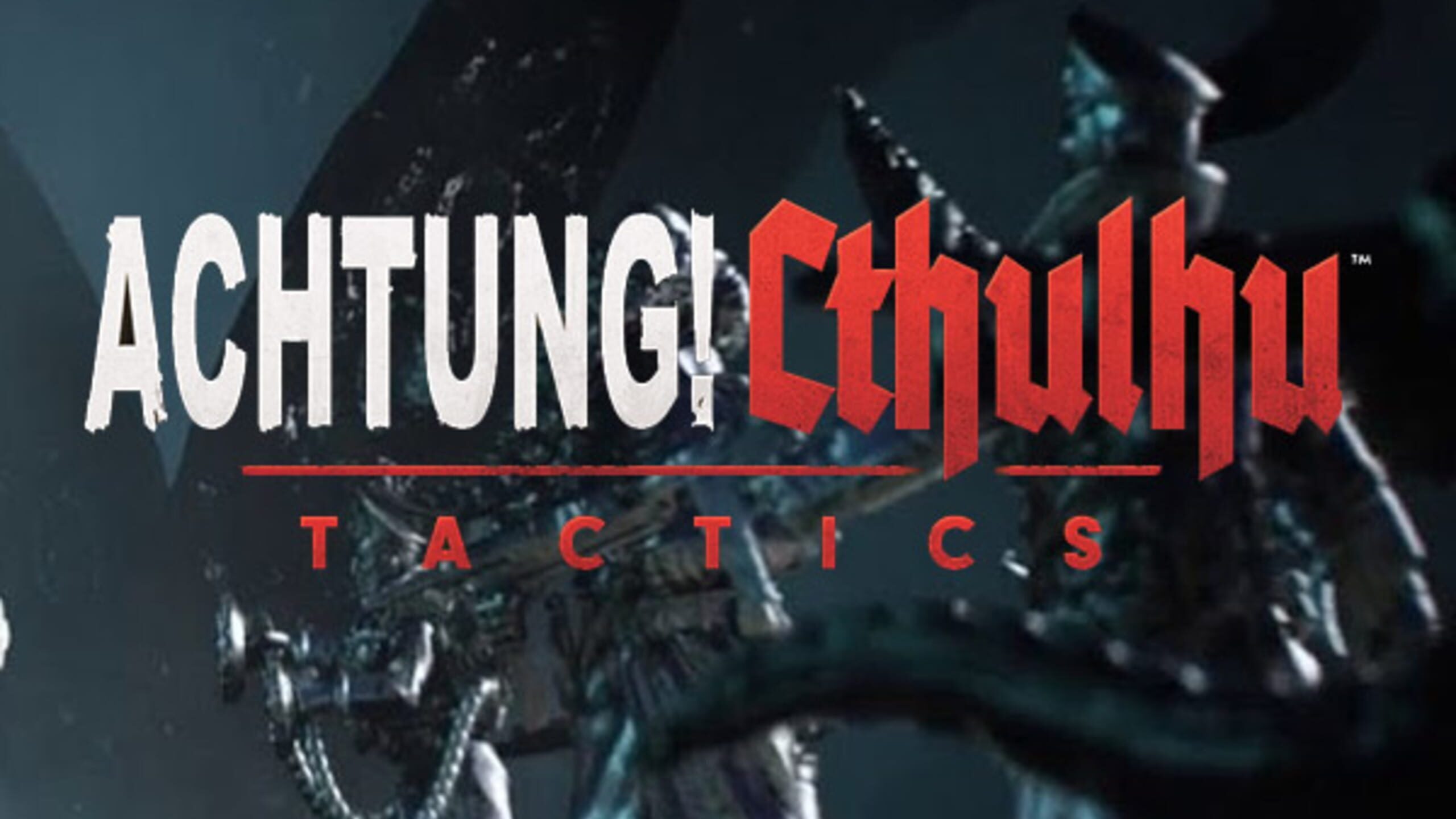 game cover art for Achtung! Cthulhu Tactics