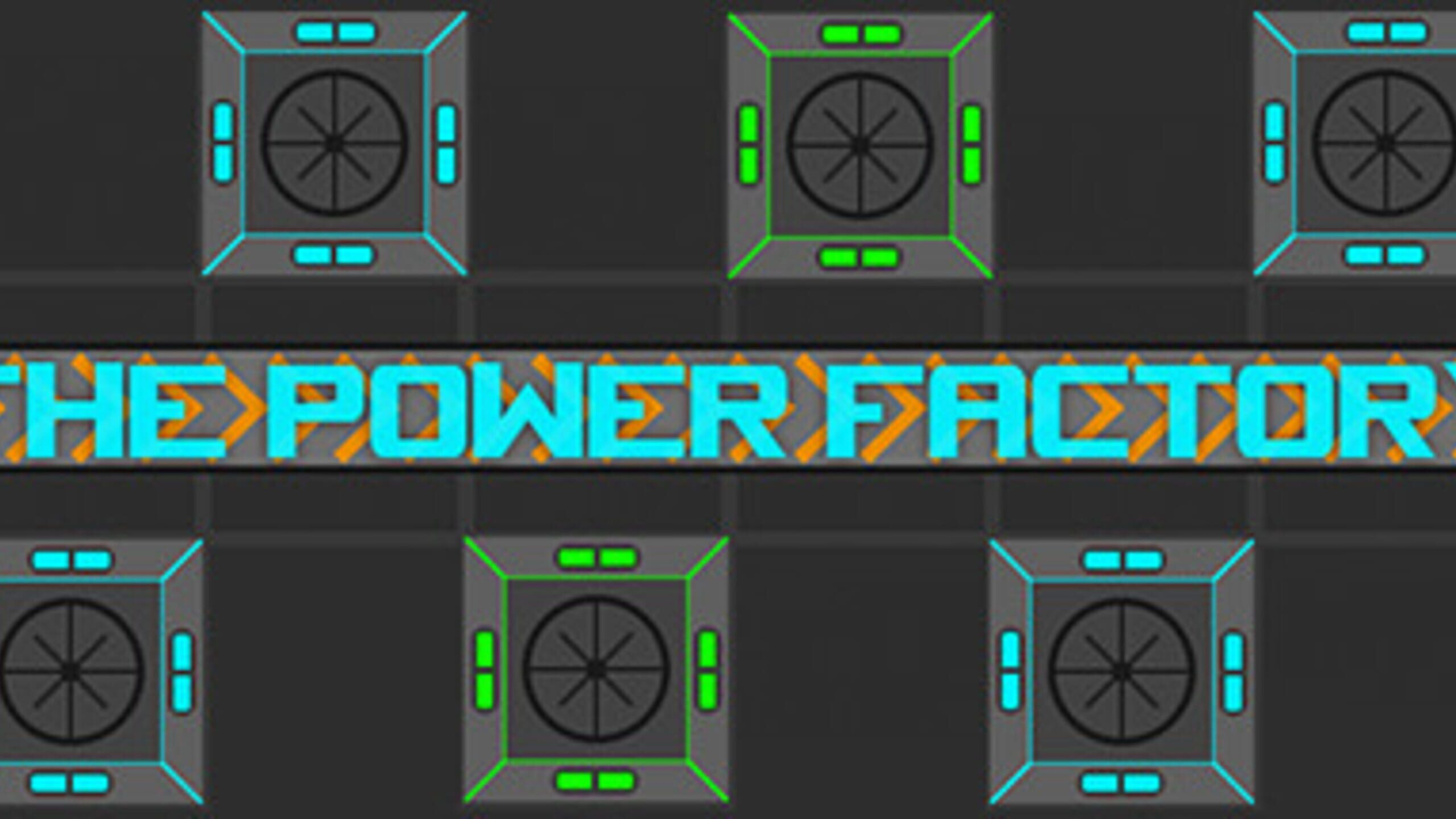 game cover art for The Power Factory