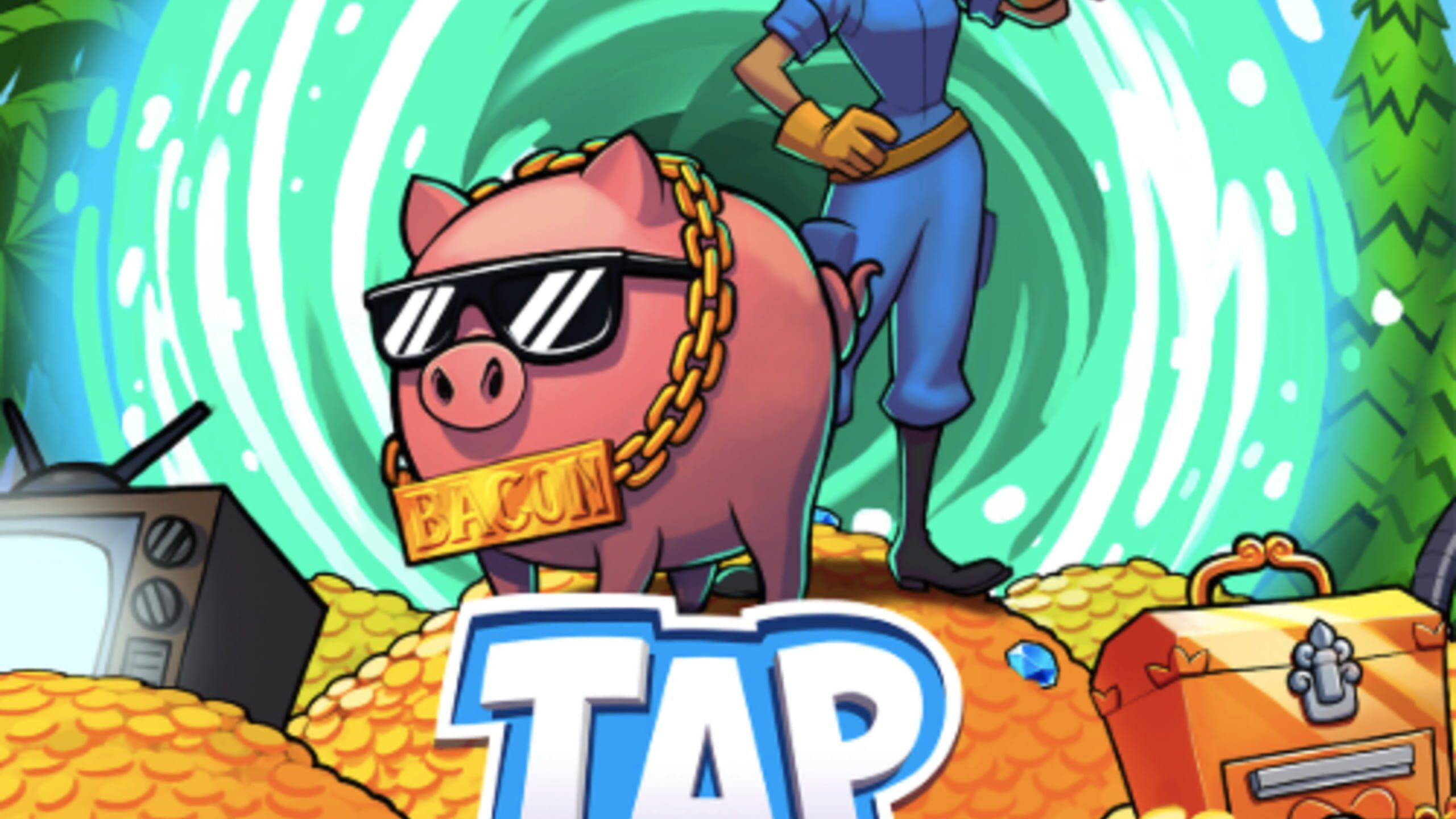 game cover art for Tap Empire