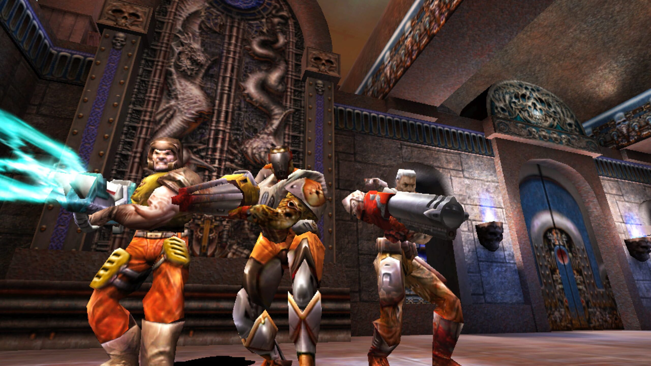 Quake III Arena - screenshots-2