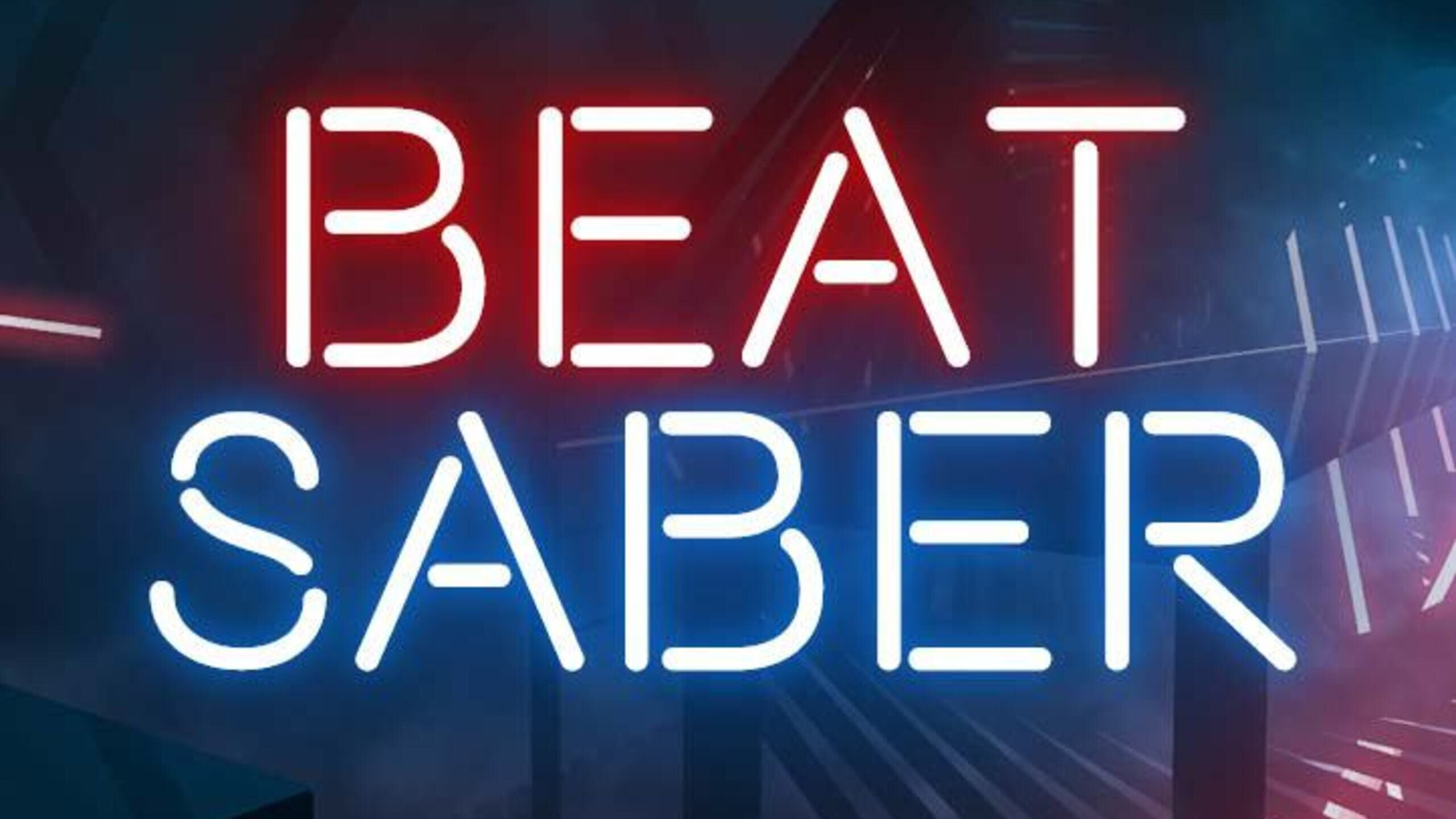 game cover art for Beat Saber
