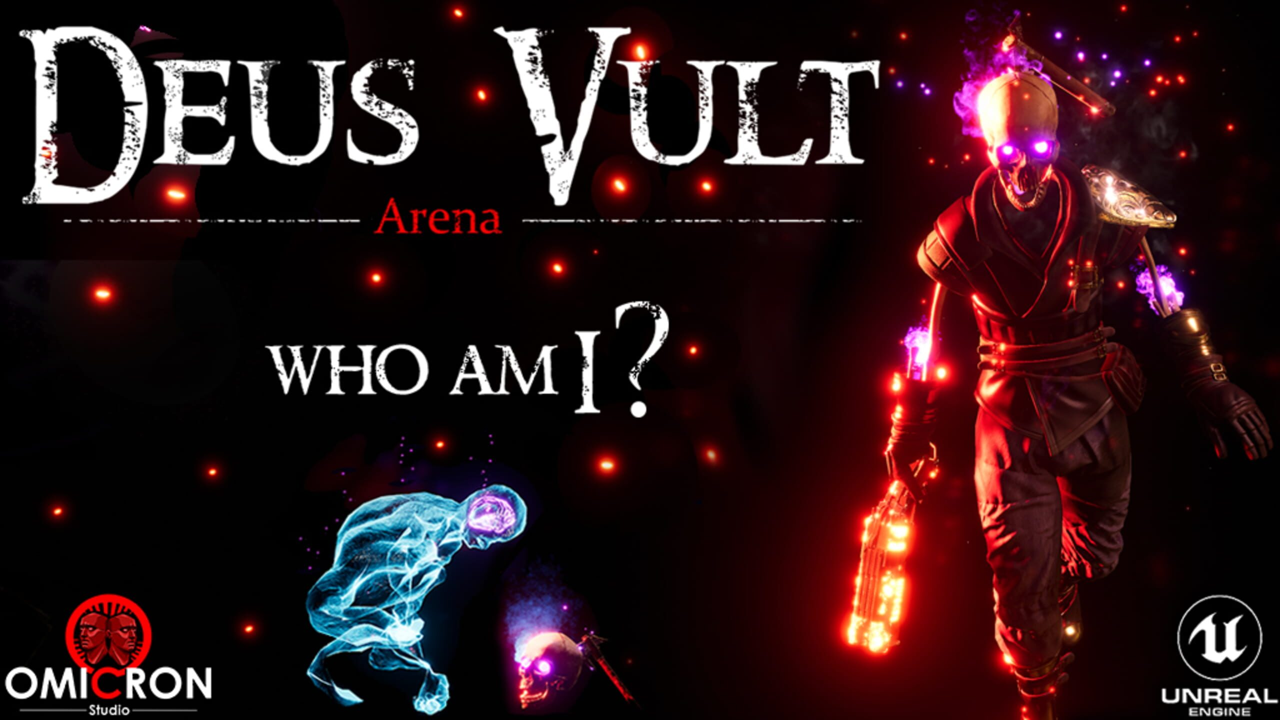 game cover art for Deus Vult - Arena