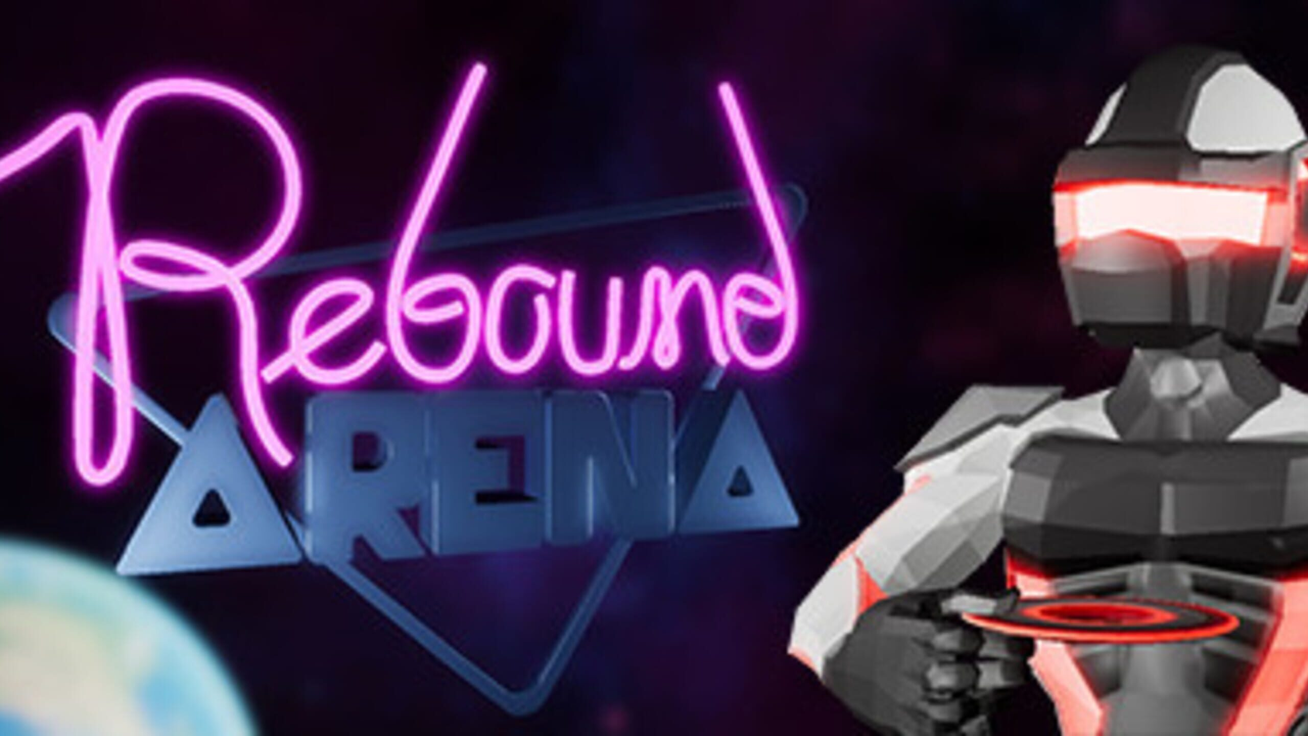 game cover art for REBOUND ARENA