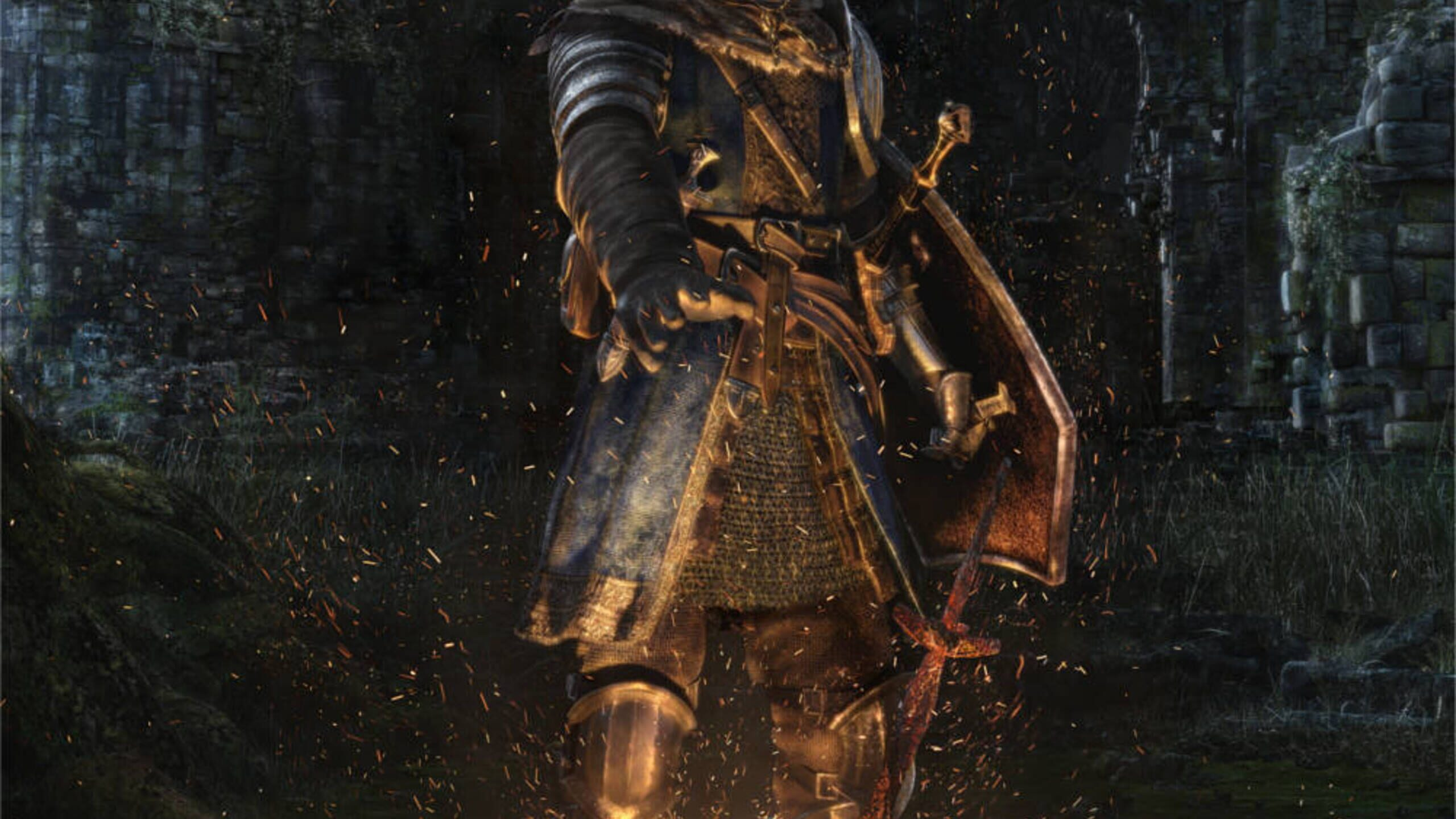 game cover art for Dark Souls: Remastered