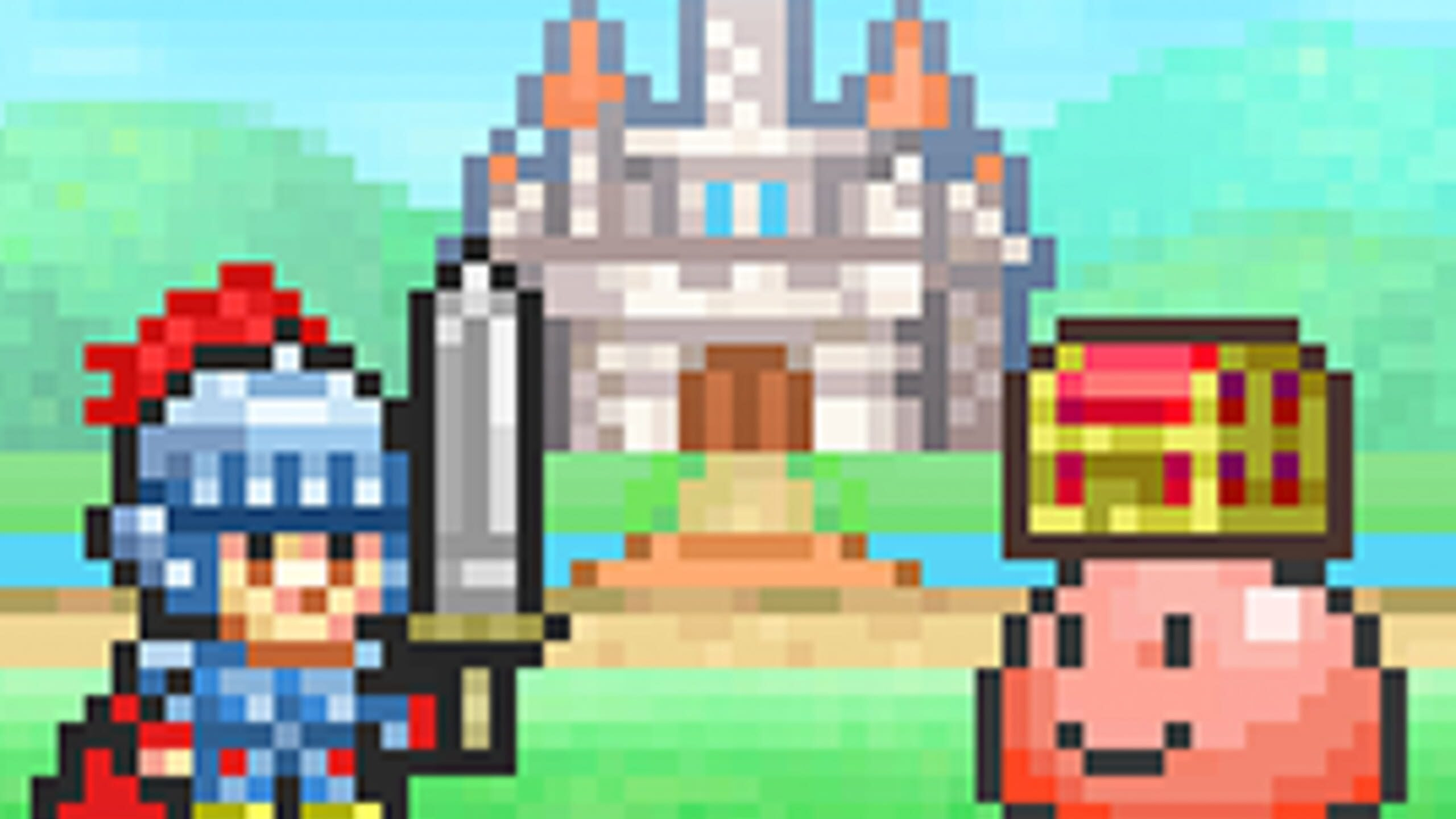 game cover art for Dungeon Village