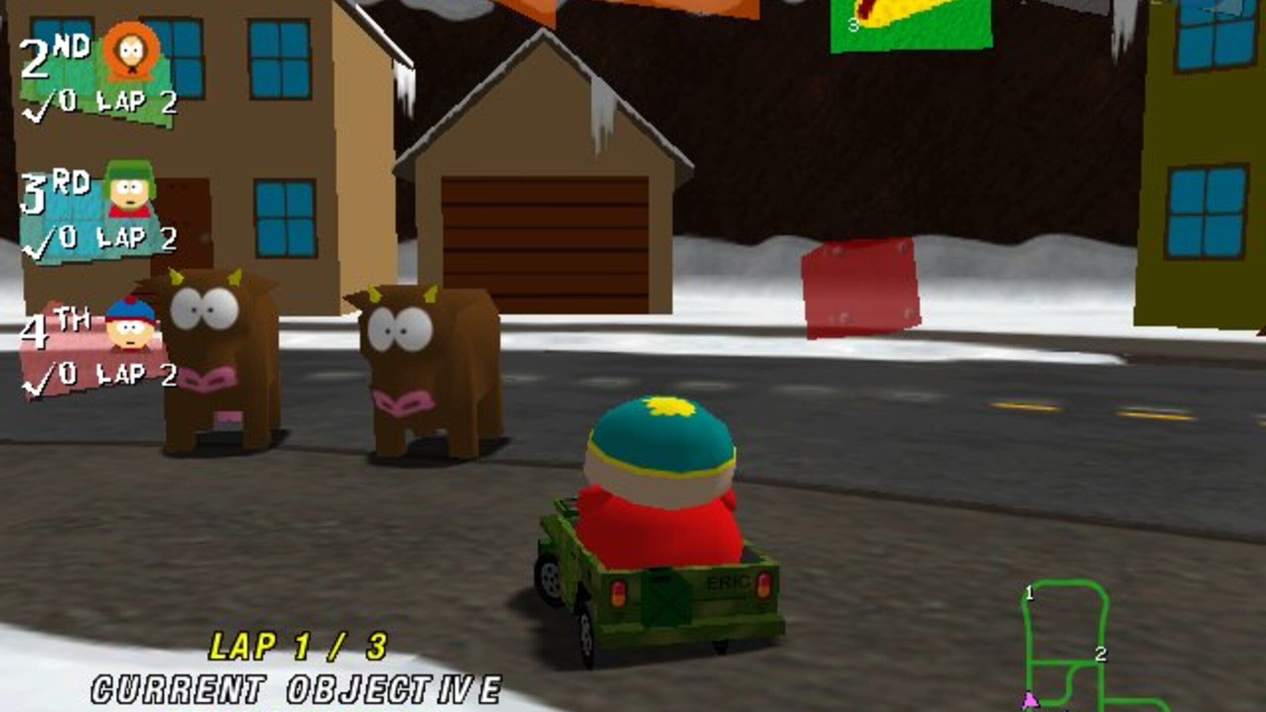 South Park Rally - screenshots-0