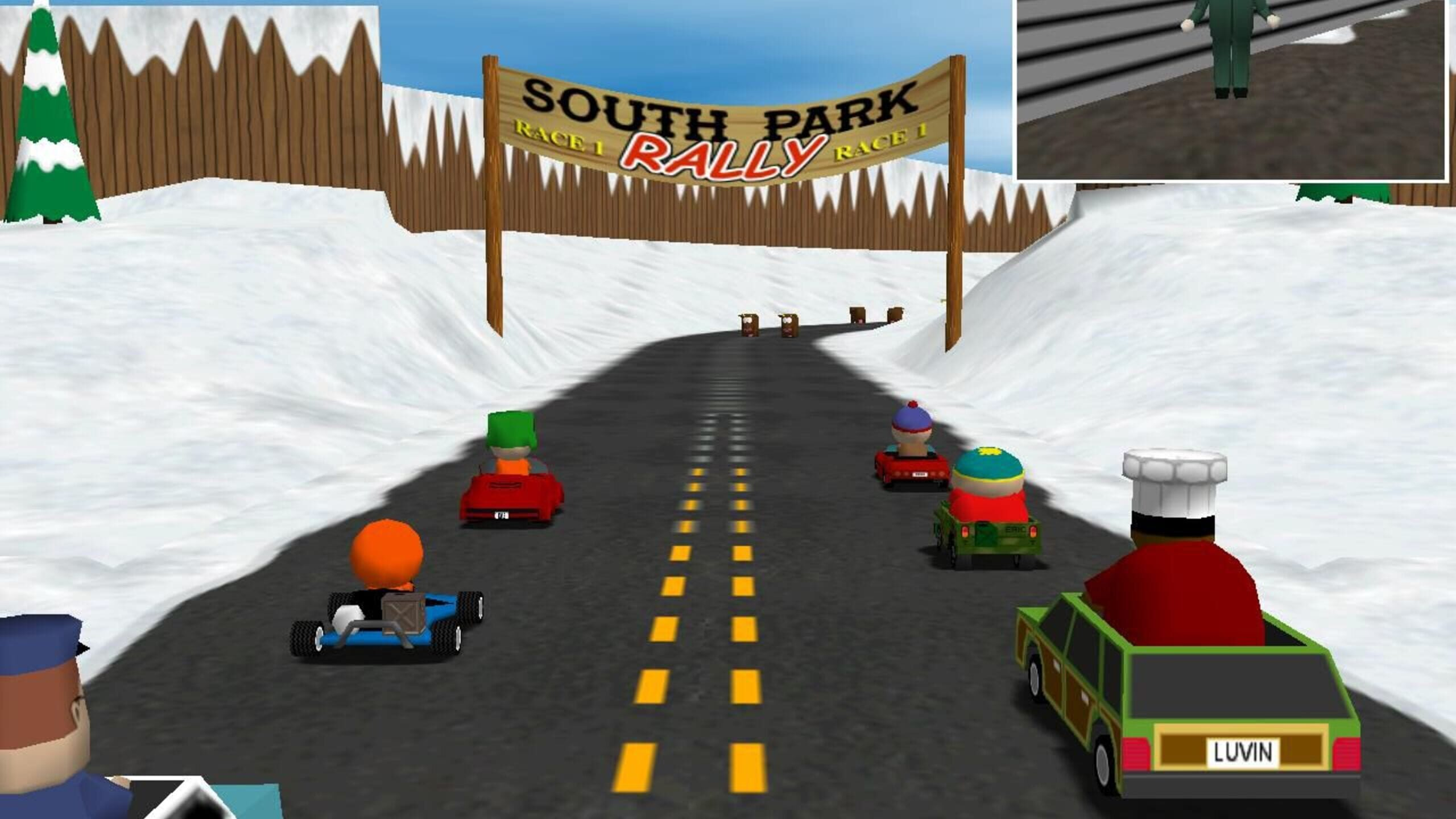 South Park Rally - screenshots-1