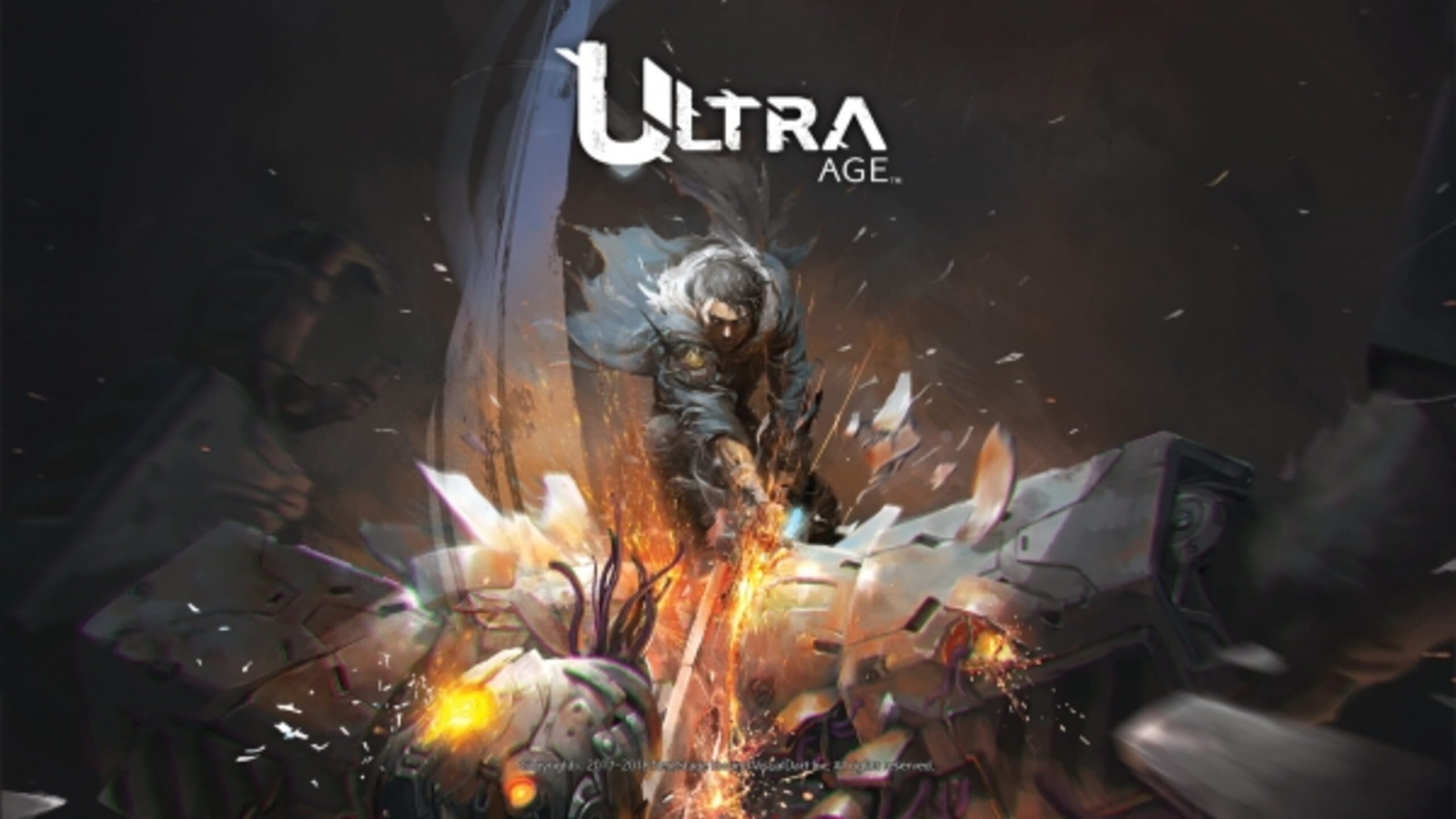 game cover art for Ultra Age