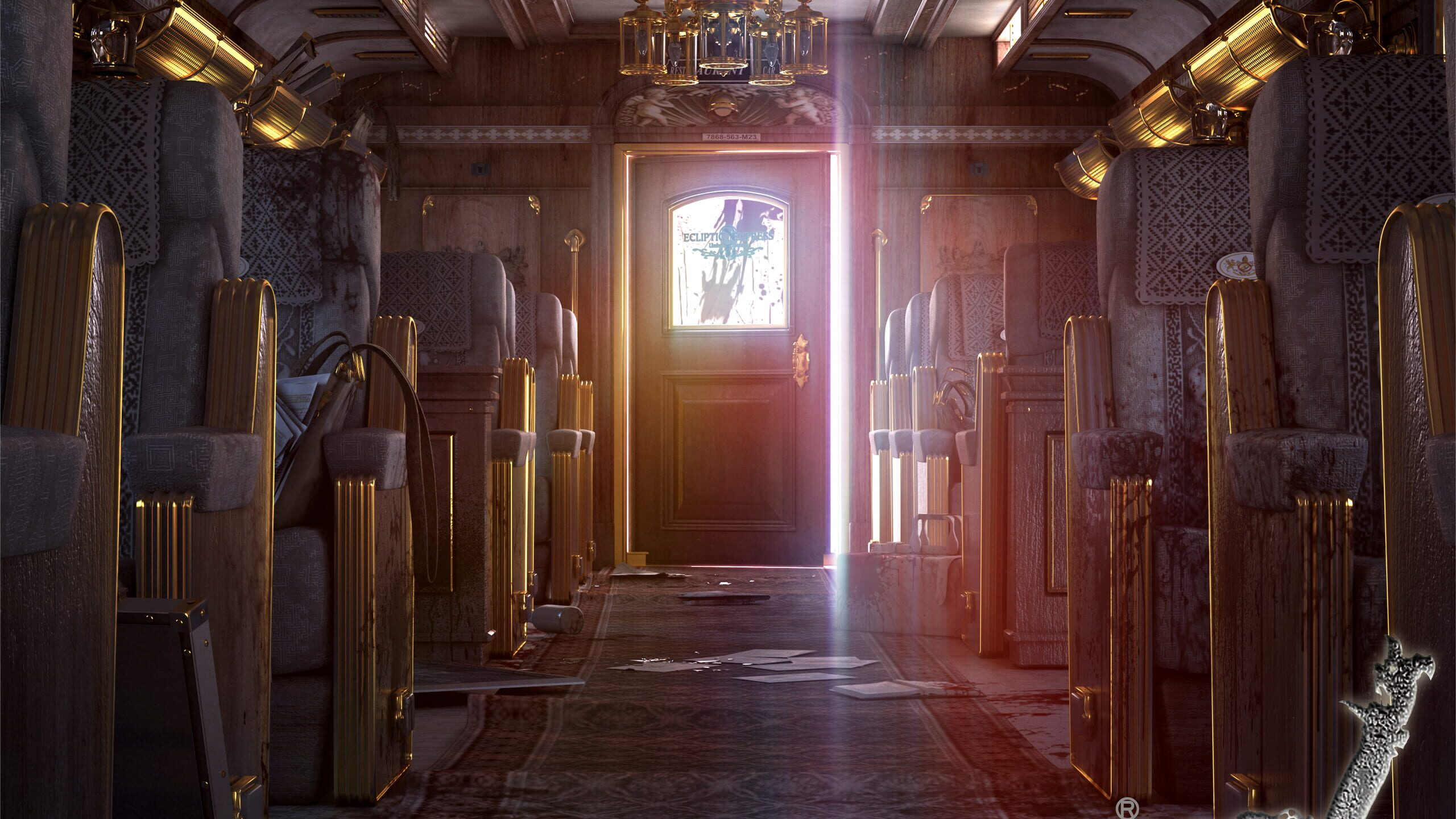 game cover art for Resident Evil 0