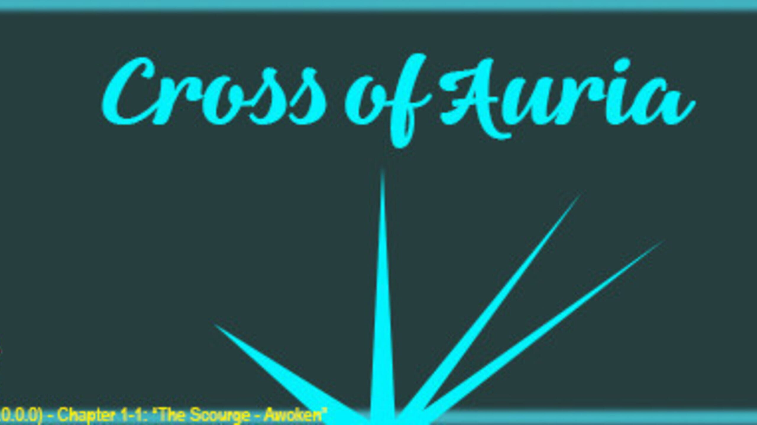 game cover art for Cross of Auria
