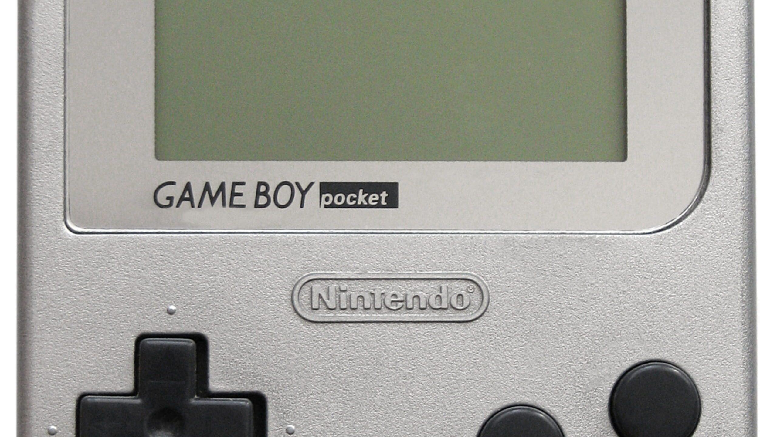 Game Boy - Game Boy Pocket