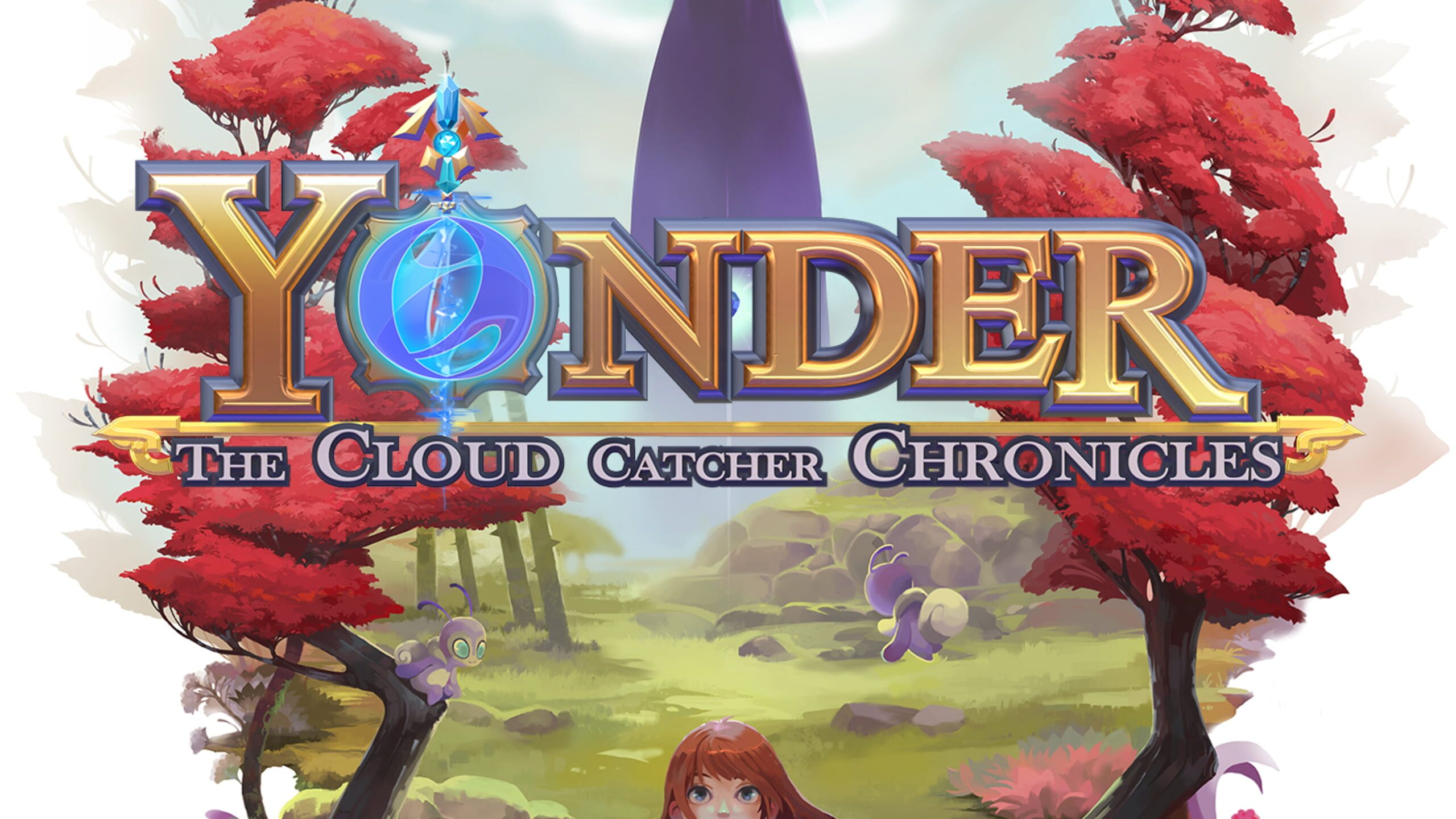 game cover art for Yonder: The Cloud Catcher Chronicles