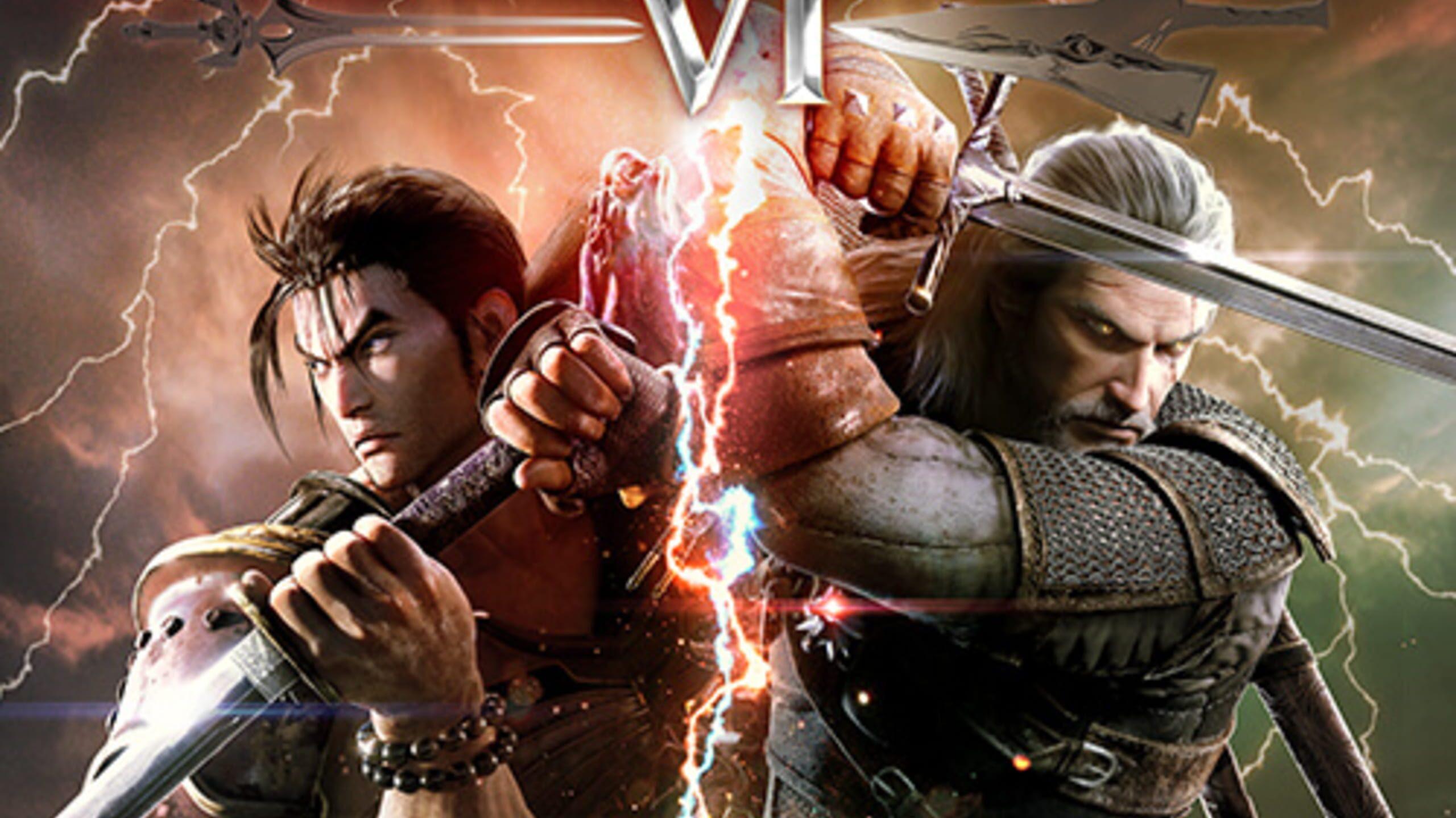 game cover art for SoulCalibur VI