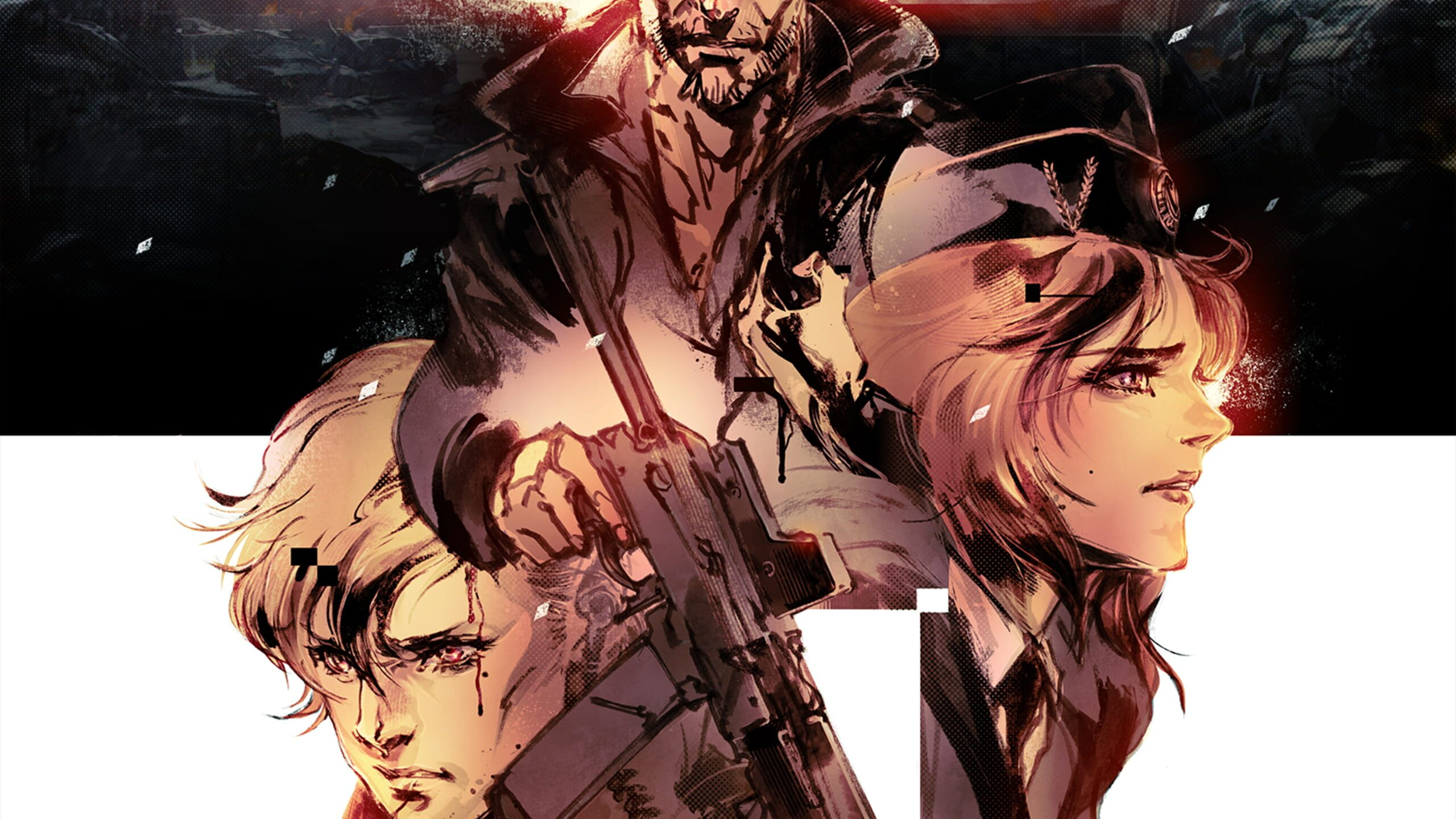 game cover art for Left Alive