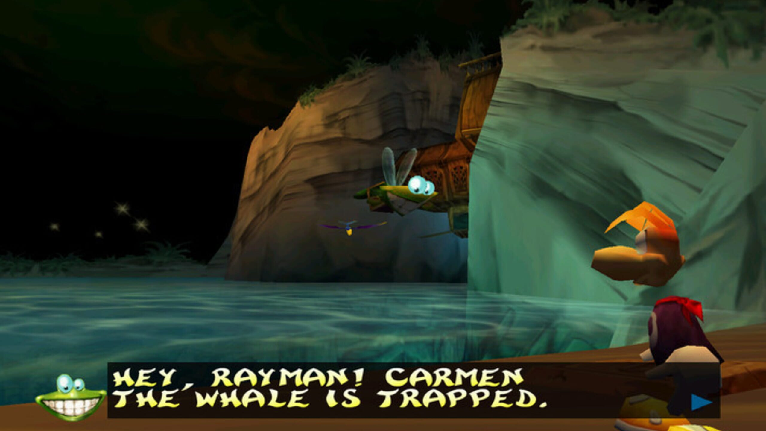 Rayman 2 - The Great Escape - screenshots-3