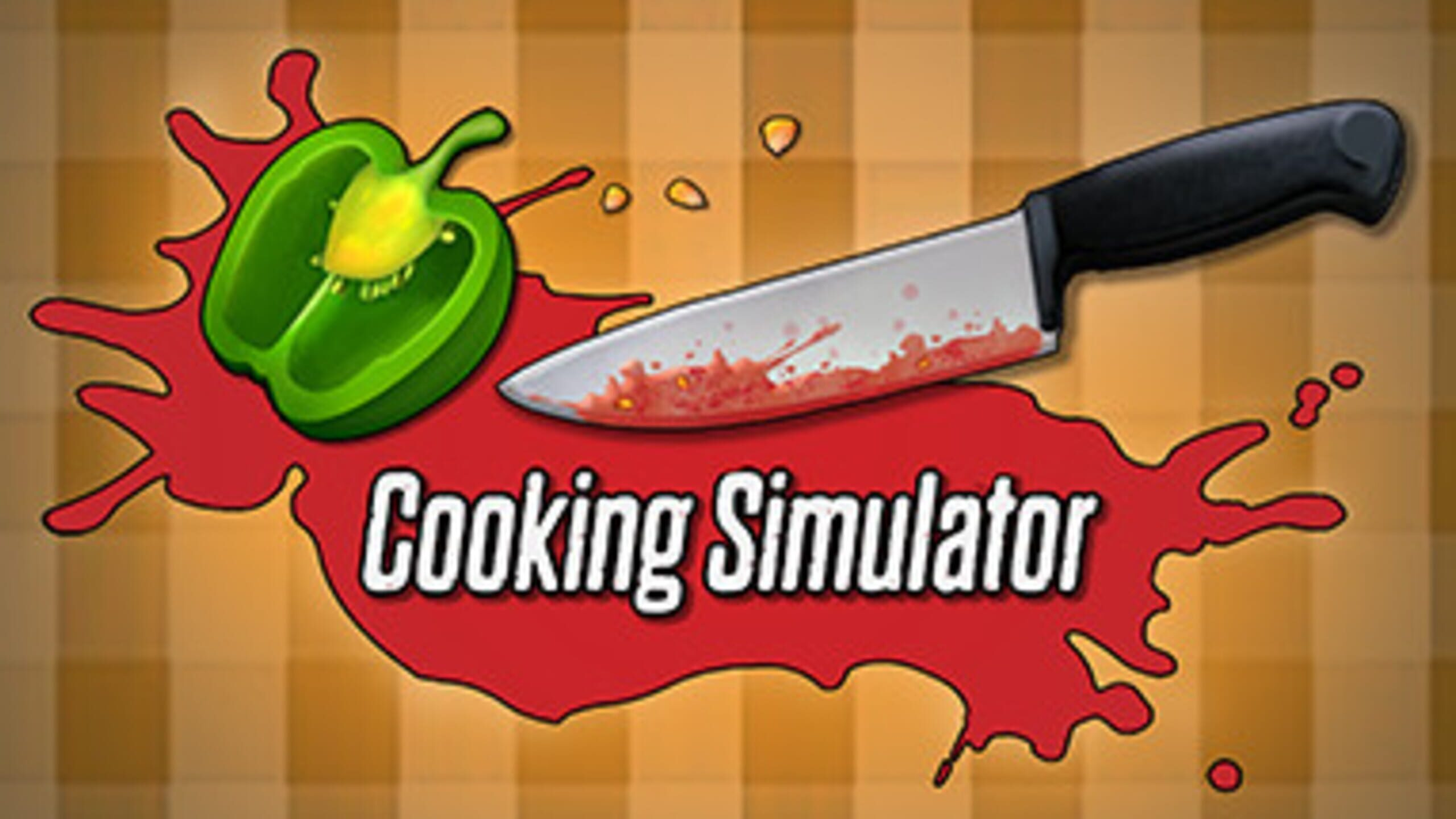 game cover art for Cooking Simulator