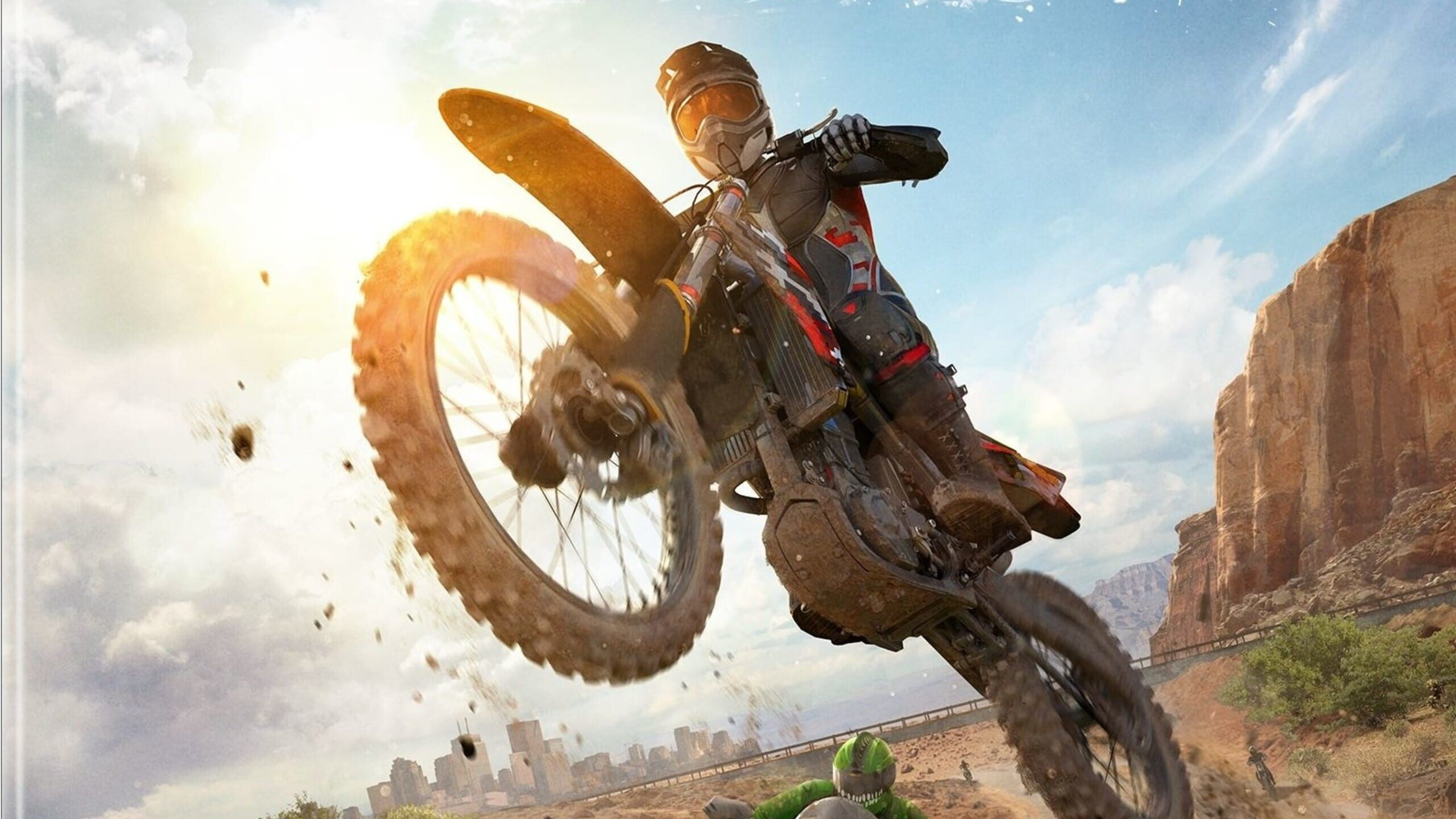 game cover art for Moto Racer 4