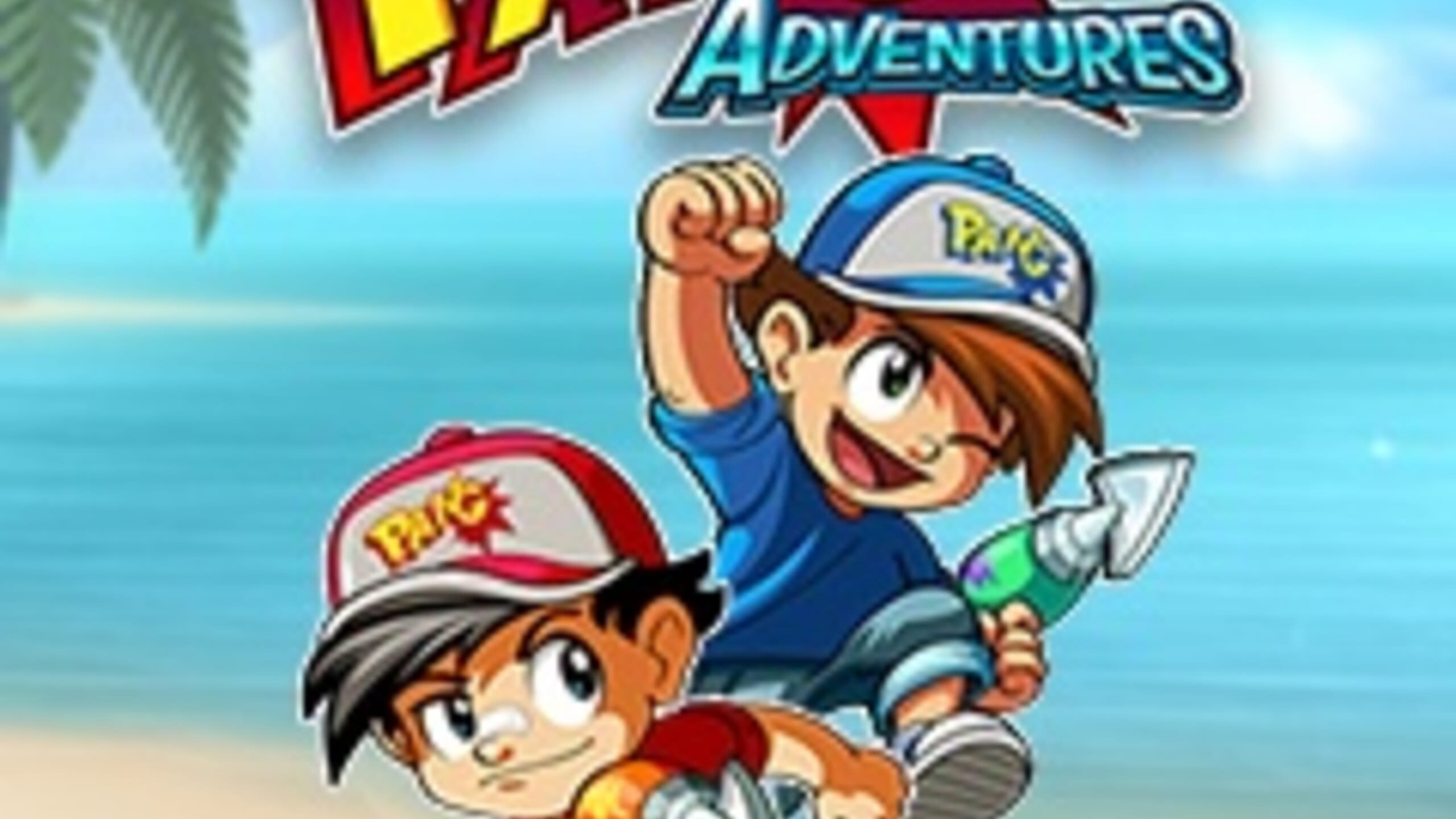 game cover art for Pang Adventures