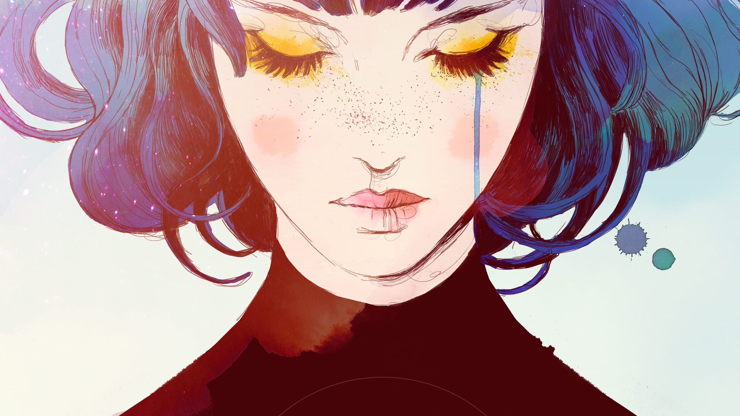 game cover art for GRIS