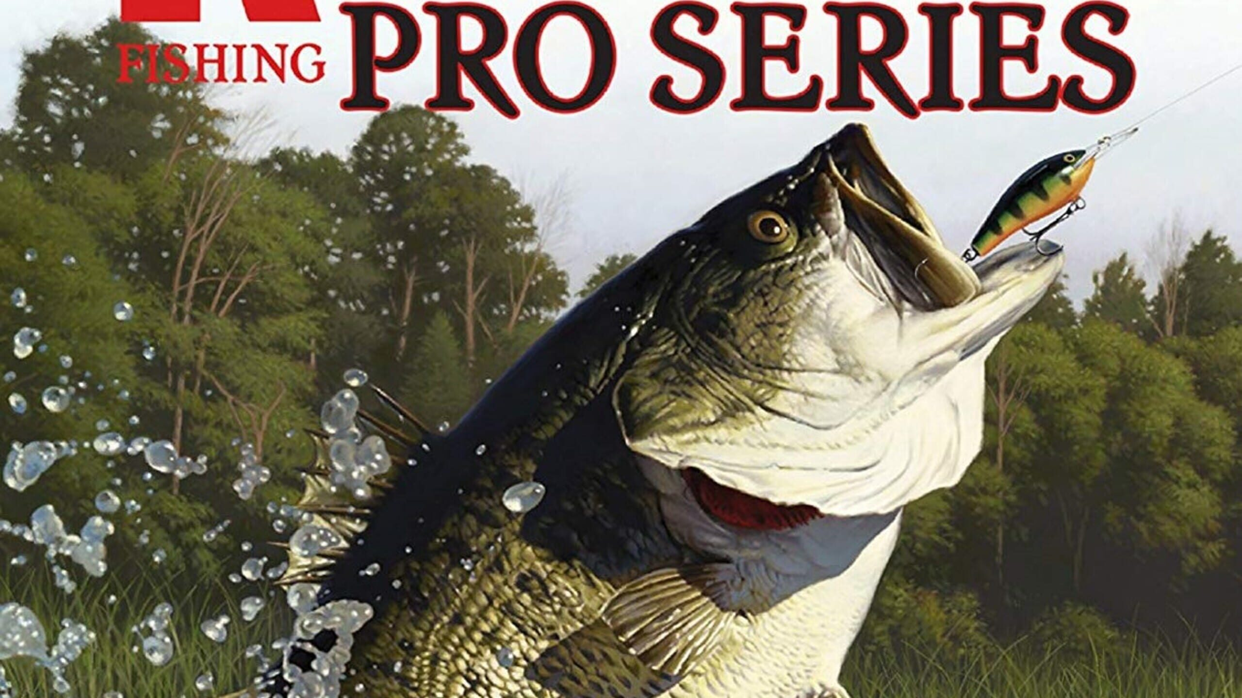 game cover art for Rapala Fishing: Pro Series
