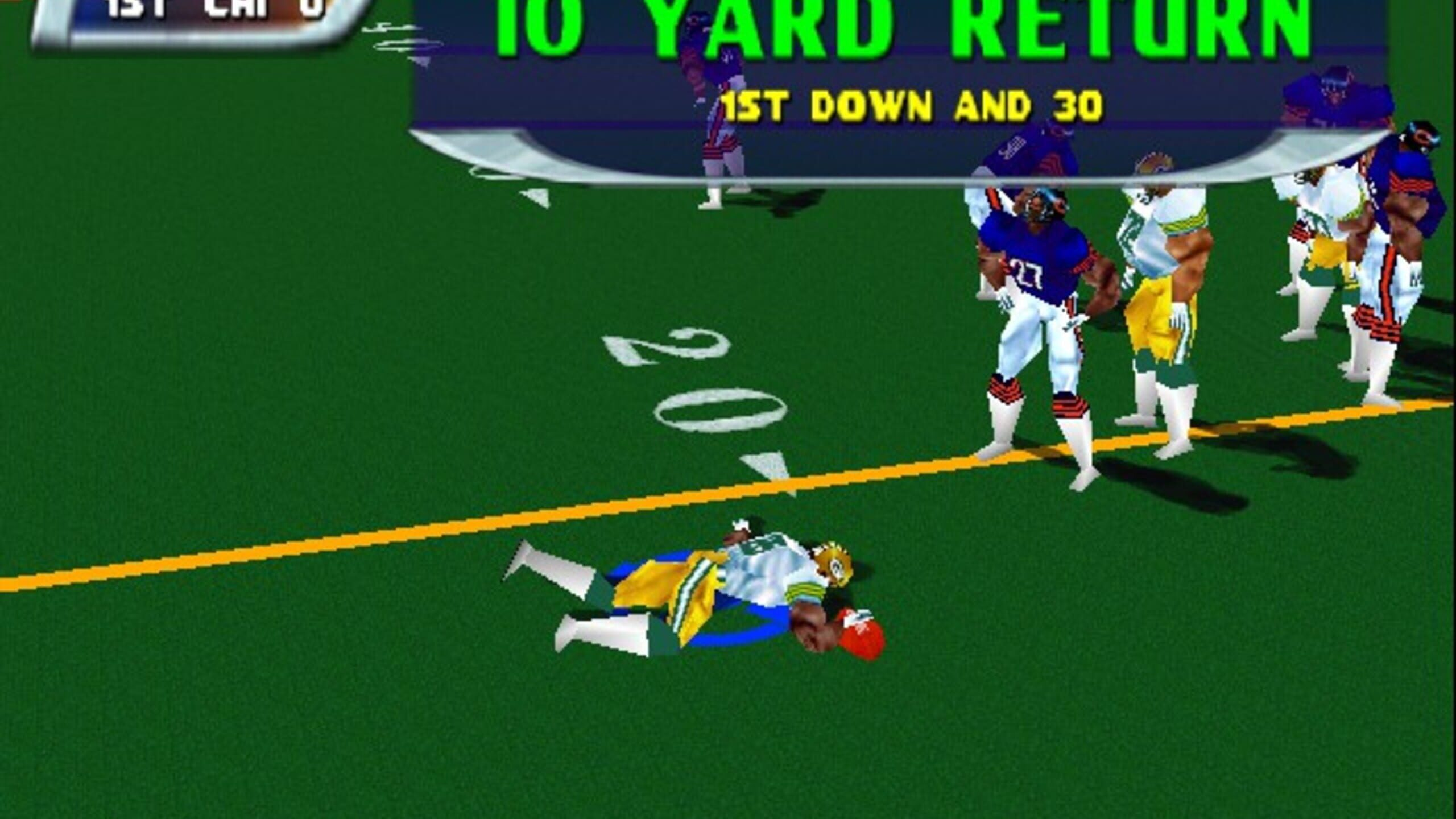 NFL Blitz 2000 - screenshots-2