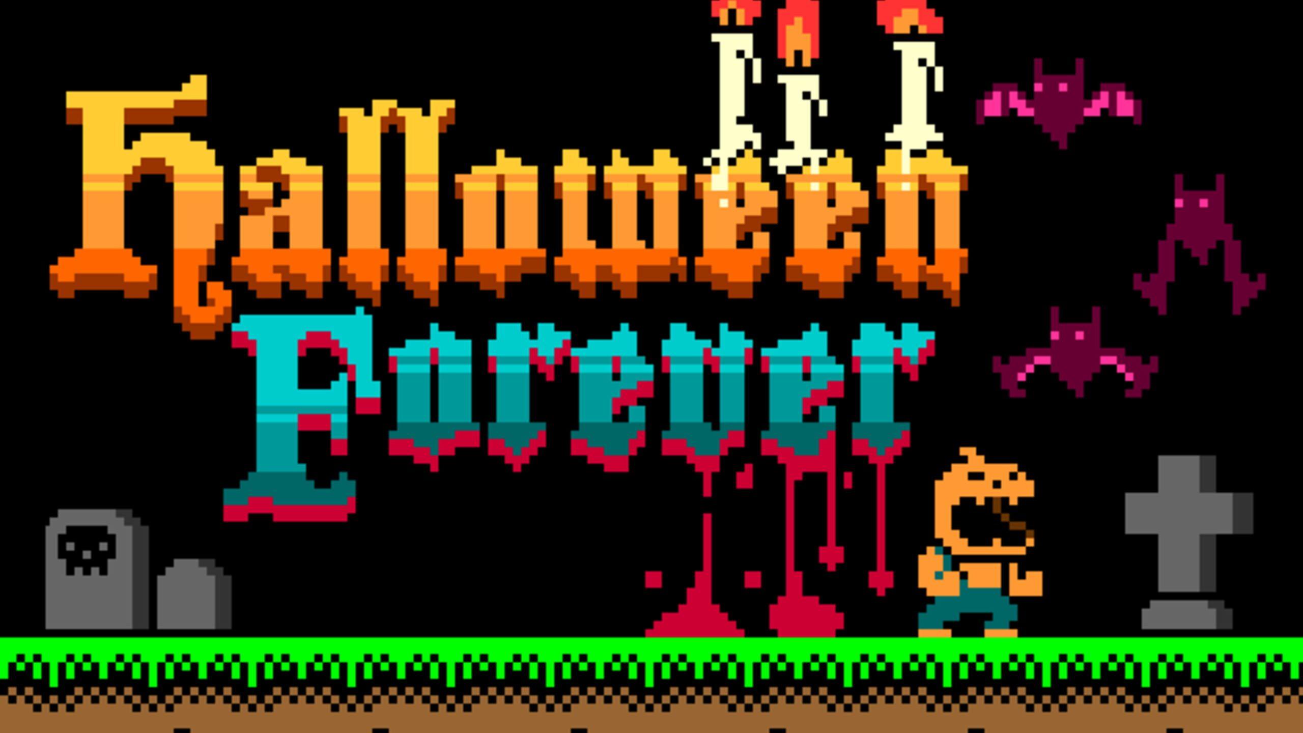 game cover art for Halloween Forever
