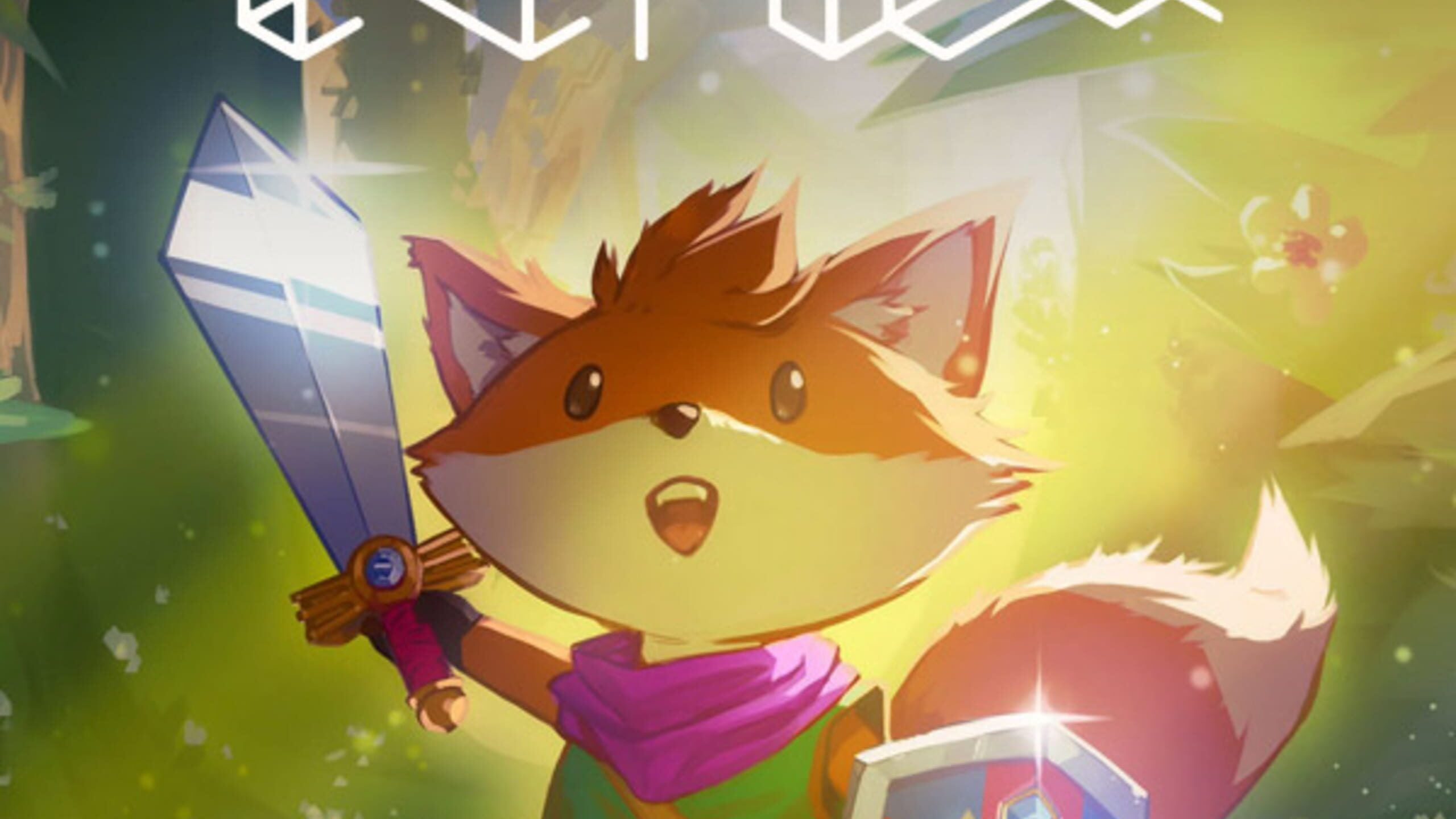 game cover art for Tunic