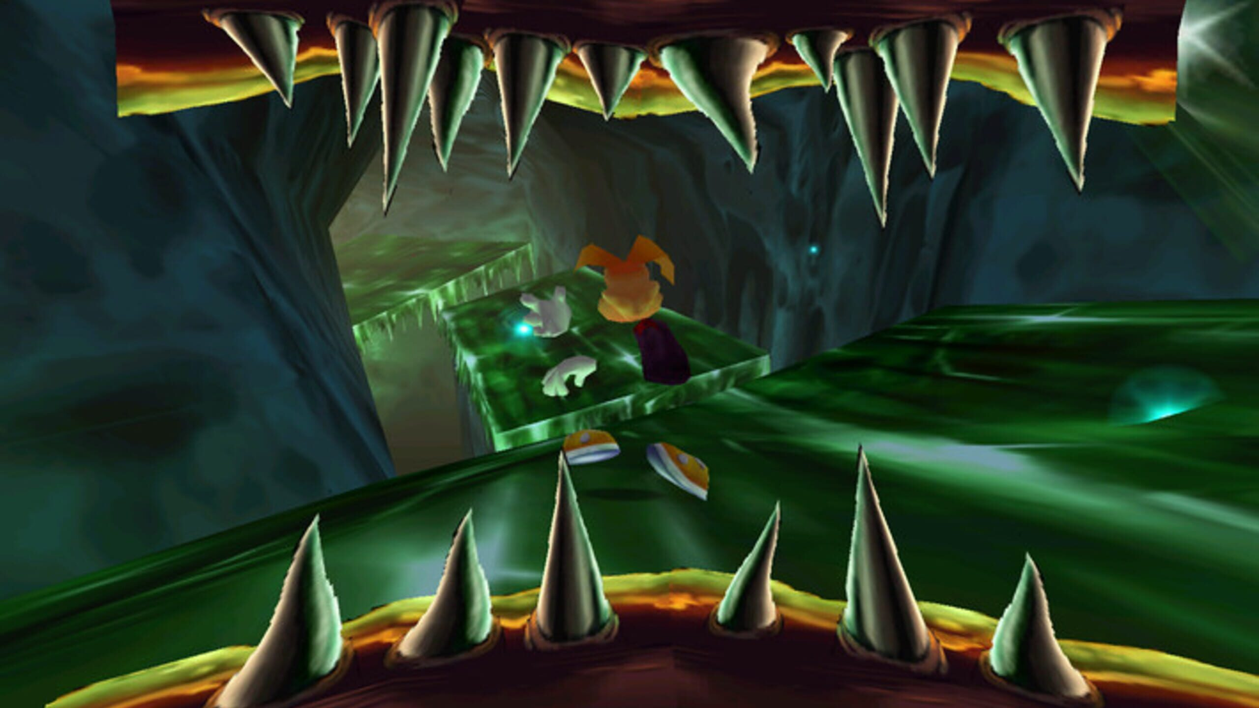 Rayman 2 - The Great Escape - screenshots-0