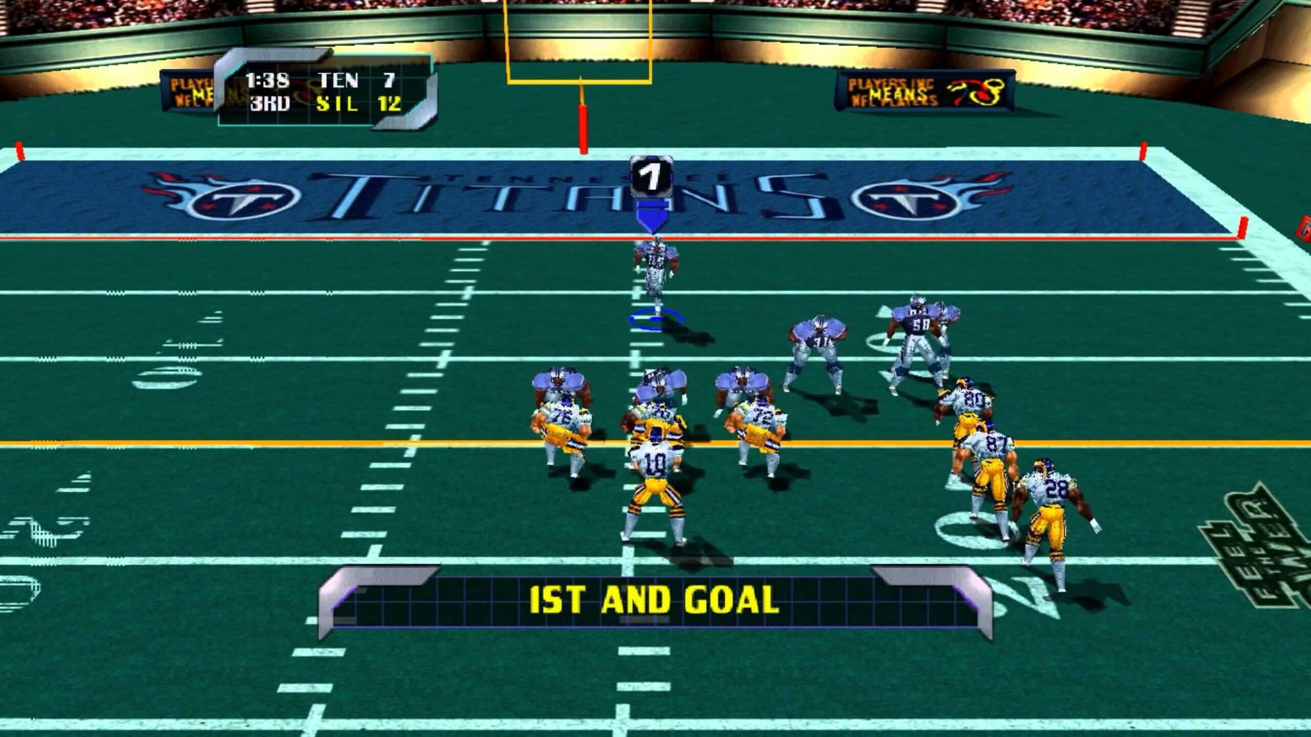 NFL Blitz 2000 - screenshots-0
