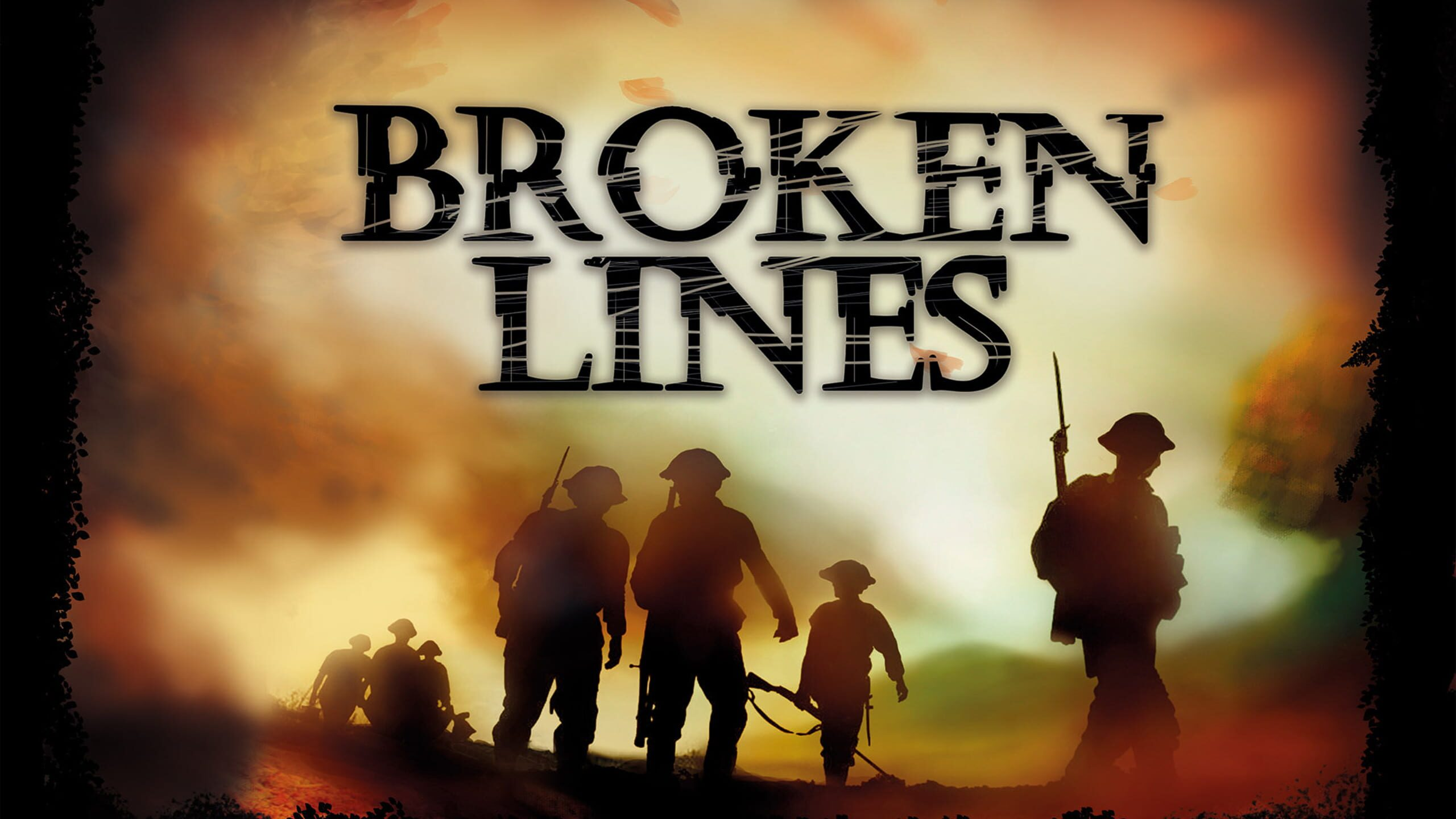 game cover art for Broken Lines