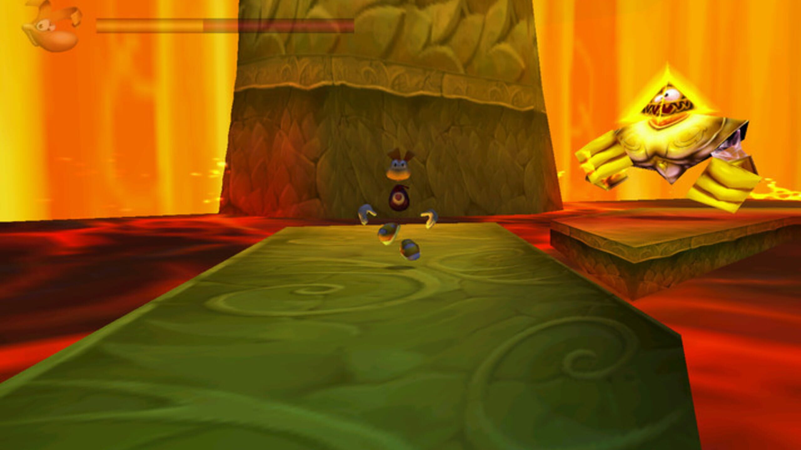 Rayman 2 - The Great Escape - screenshots-1