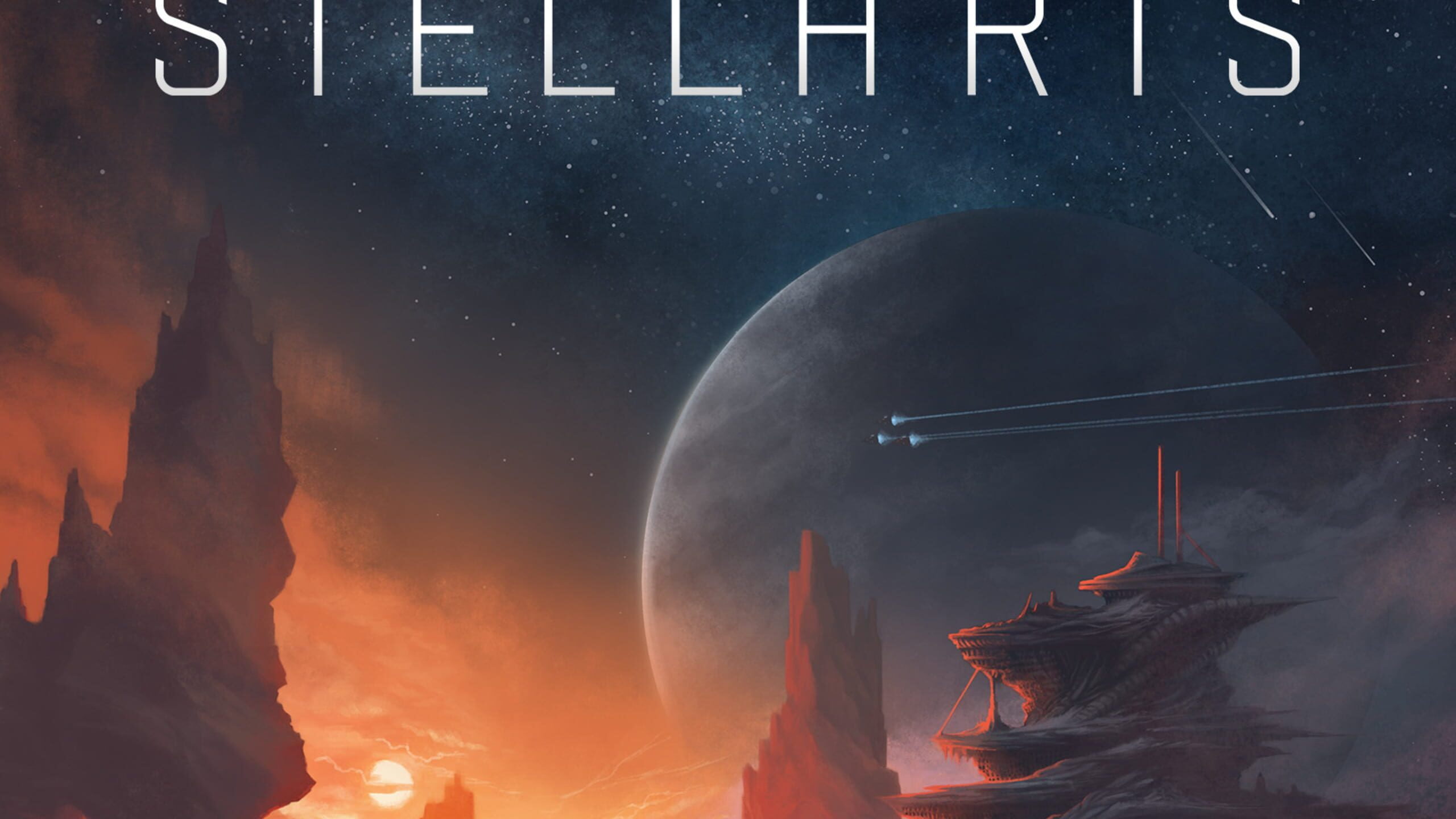 game cover art for Stellaris