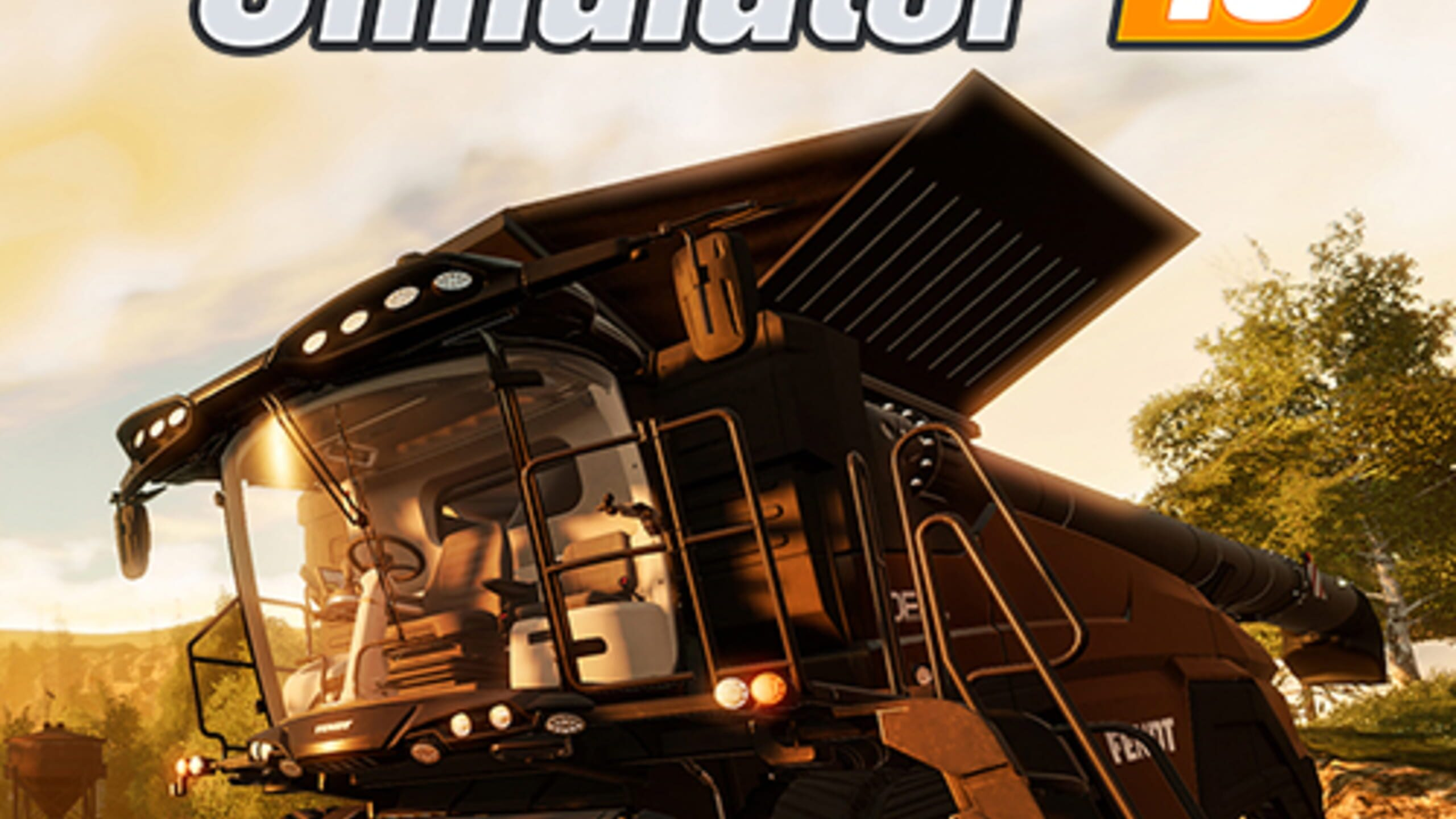 game cover art for Farming Simulator 19