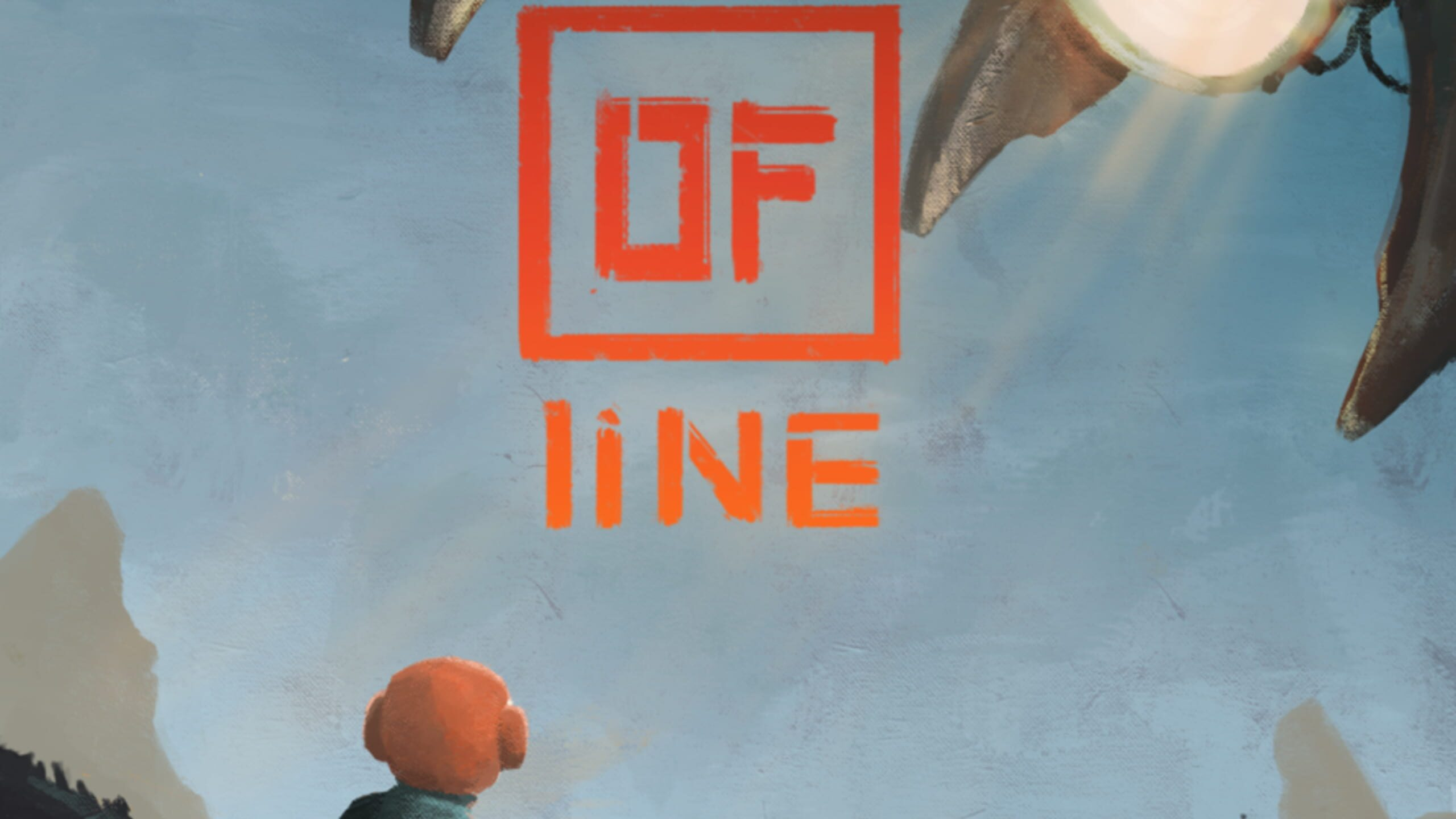 game cover art for Out of Line