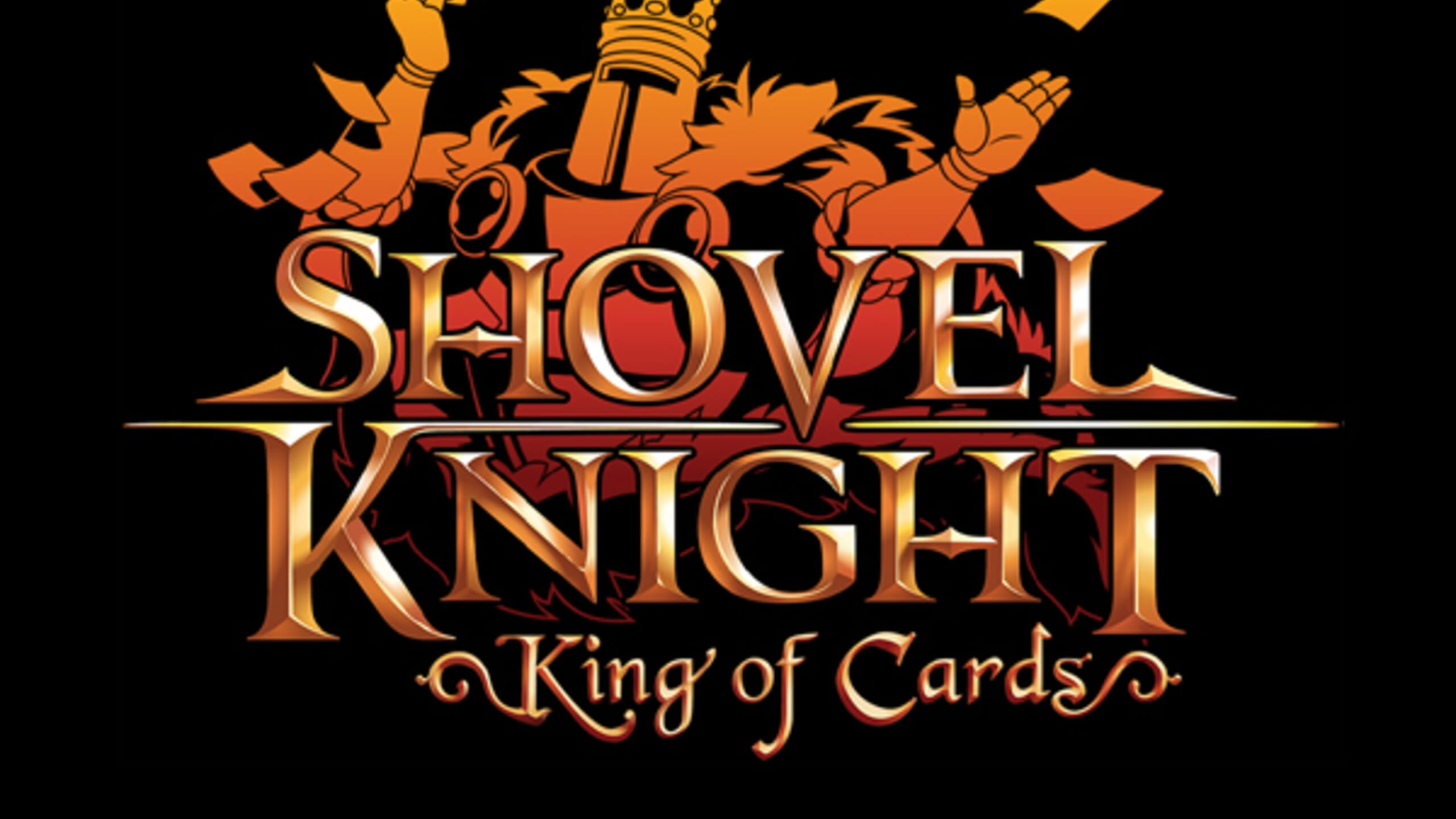 game cover art for Shovel Knight: King of Cards