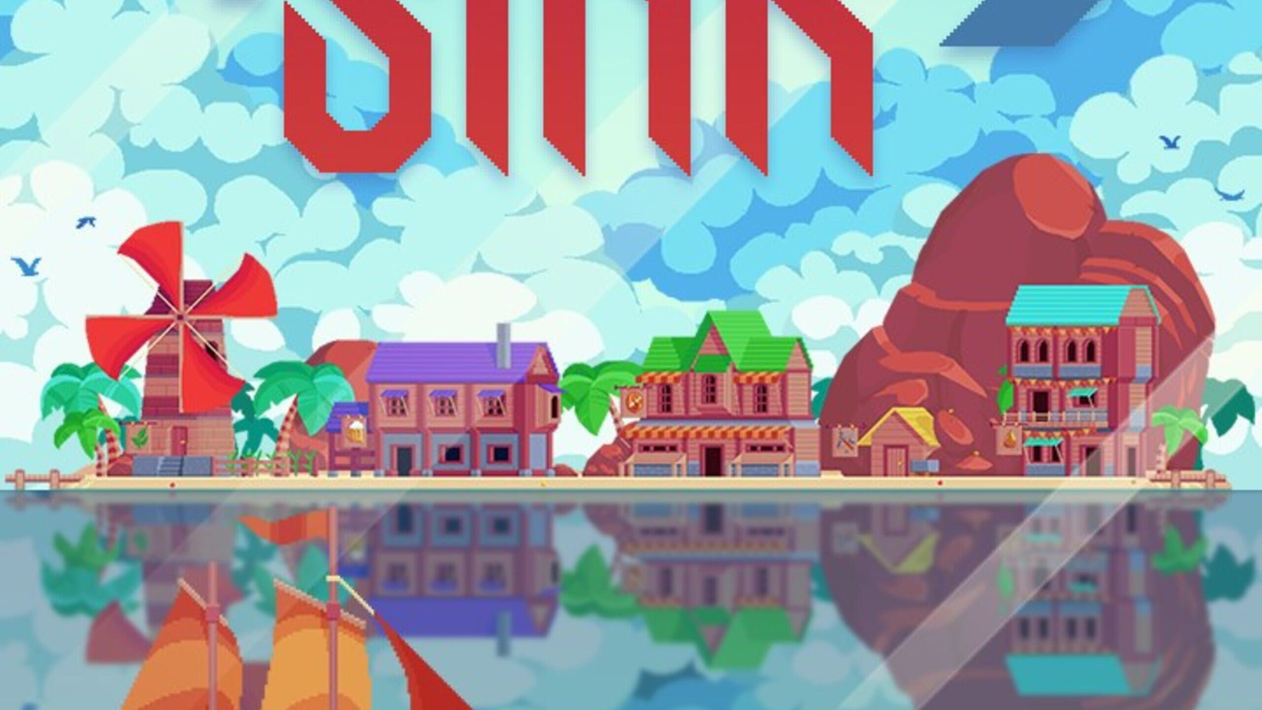 game cover art for Don't Sink