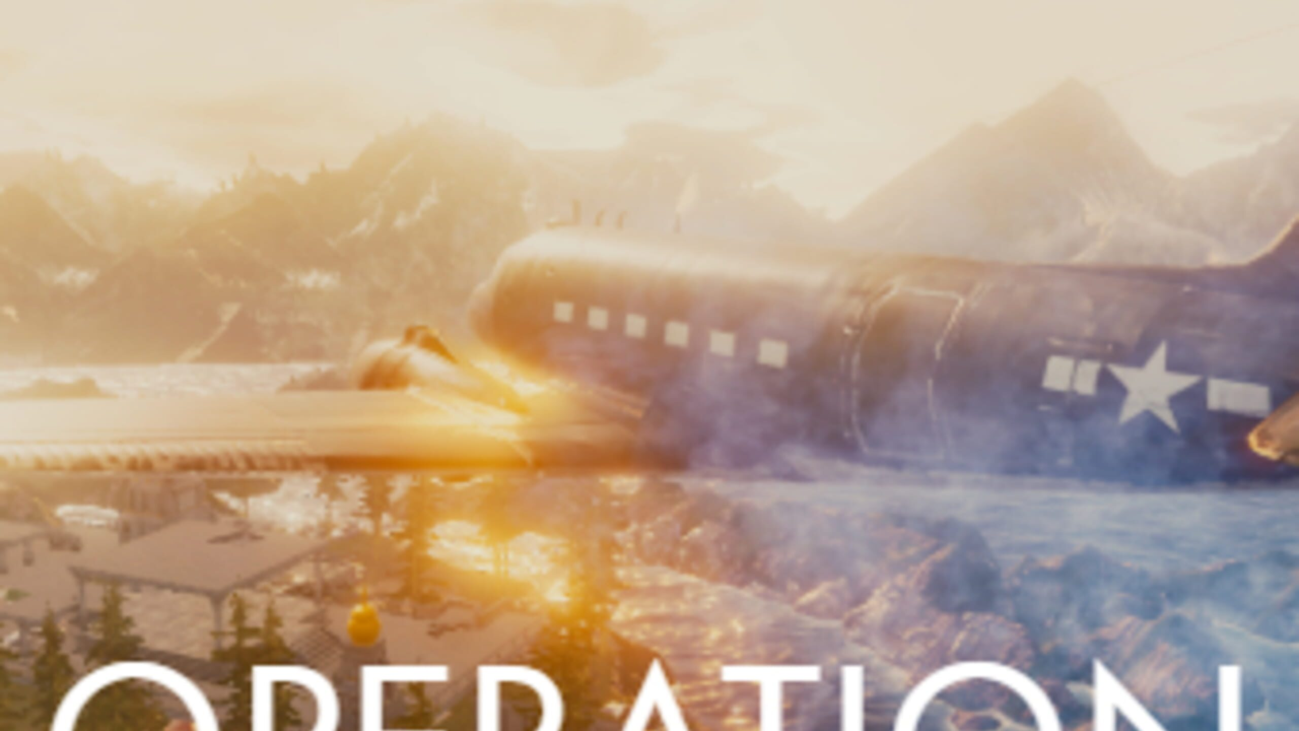 game cover art for Operation Lone Wolf